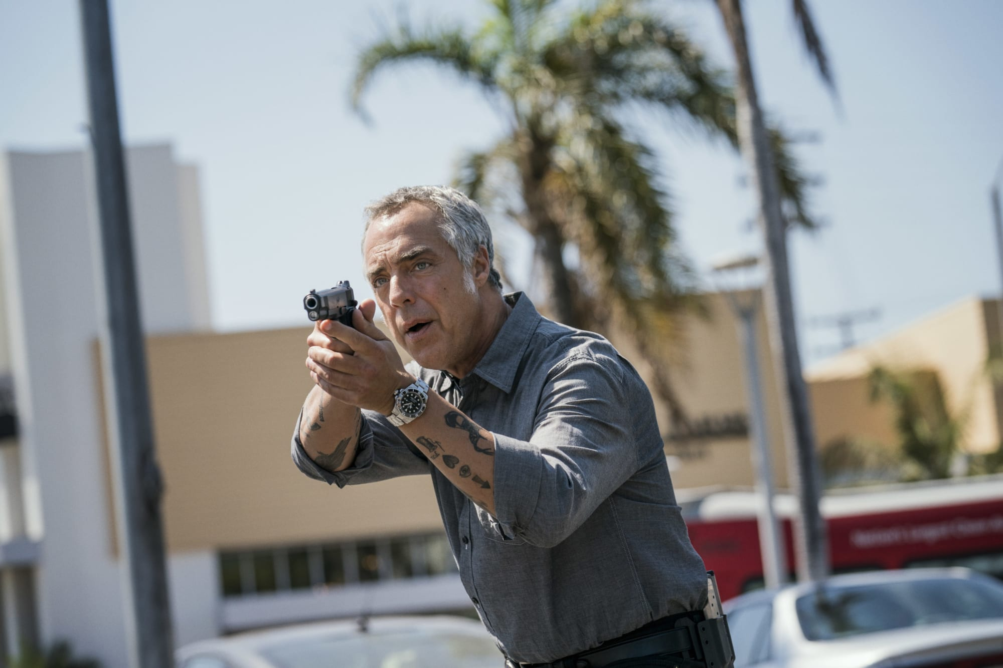 What time is Bosch Season 7 coming to Amazon Prime Video?