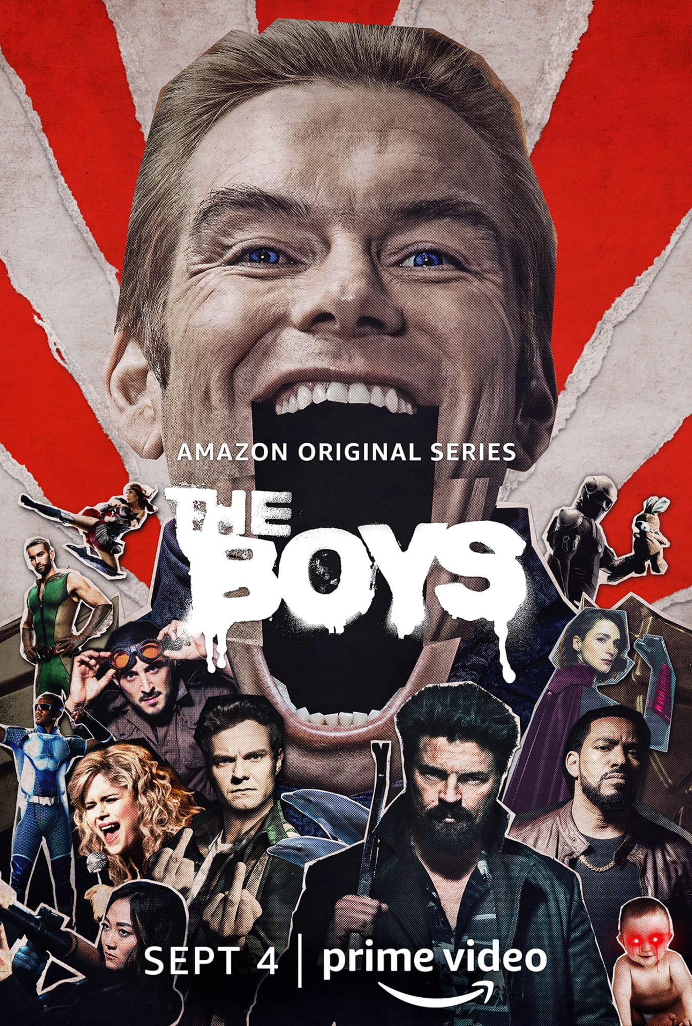 The Boys Season 3 Who Is Soldier Boy In The Comics Flipboard