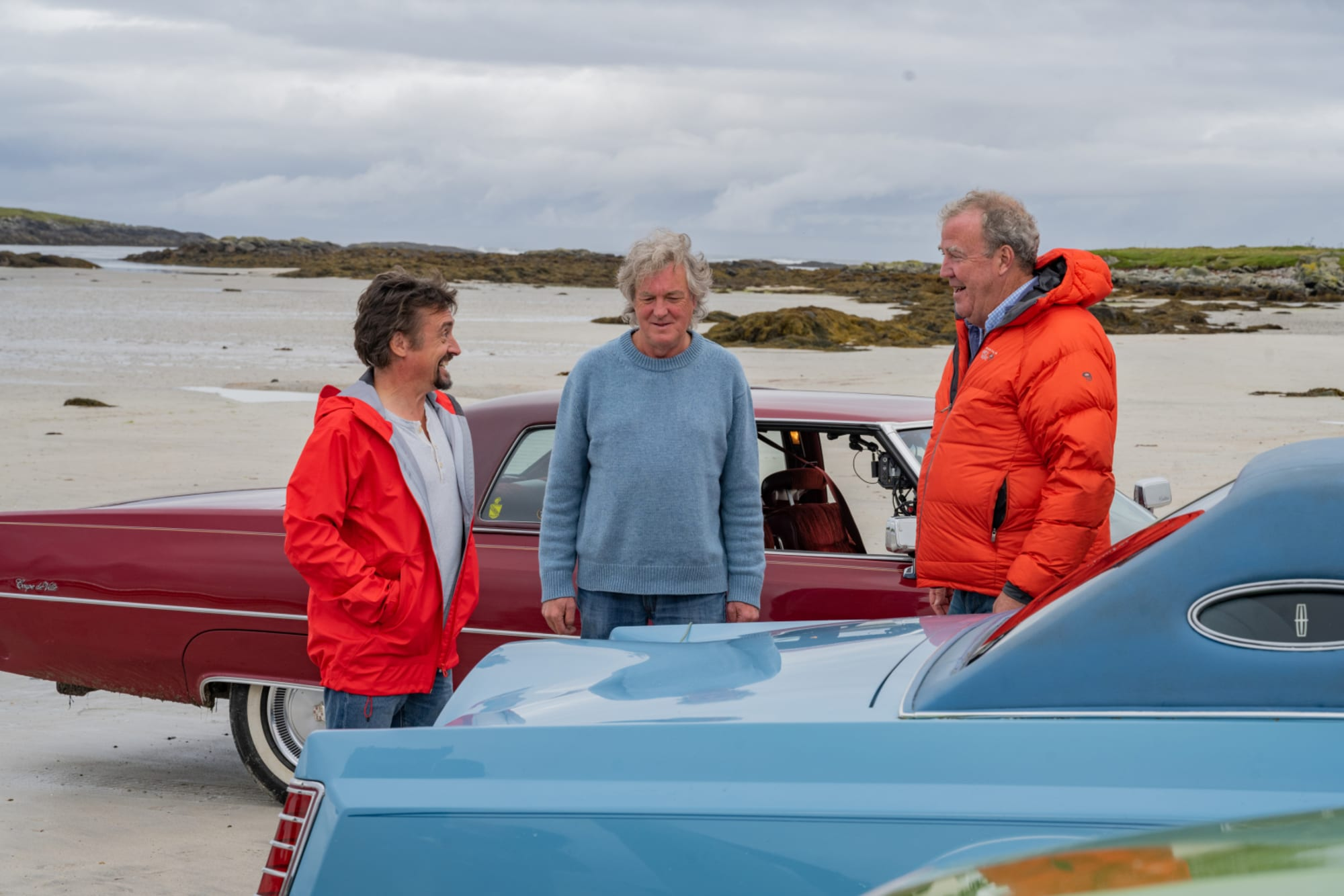 What time is The Grand Tour: Lochdown on Amazon Prime Video?