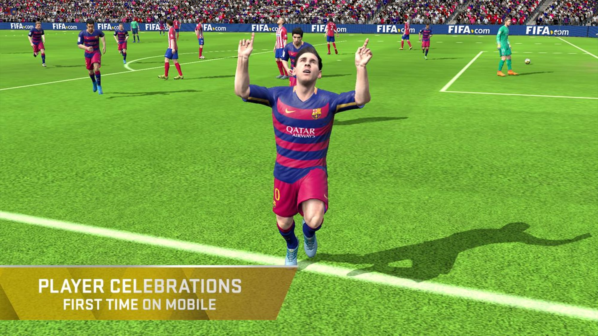 Fifa 16 Ultimate Team Out Now On Ios Android