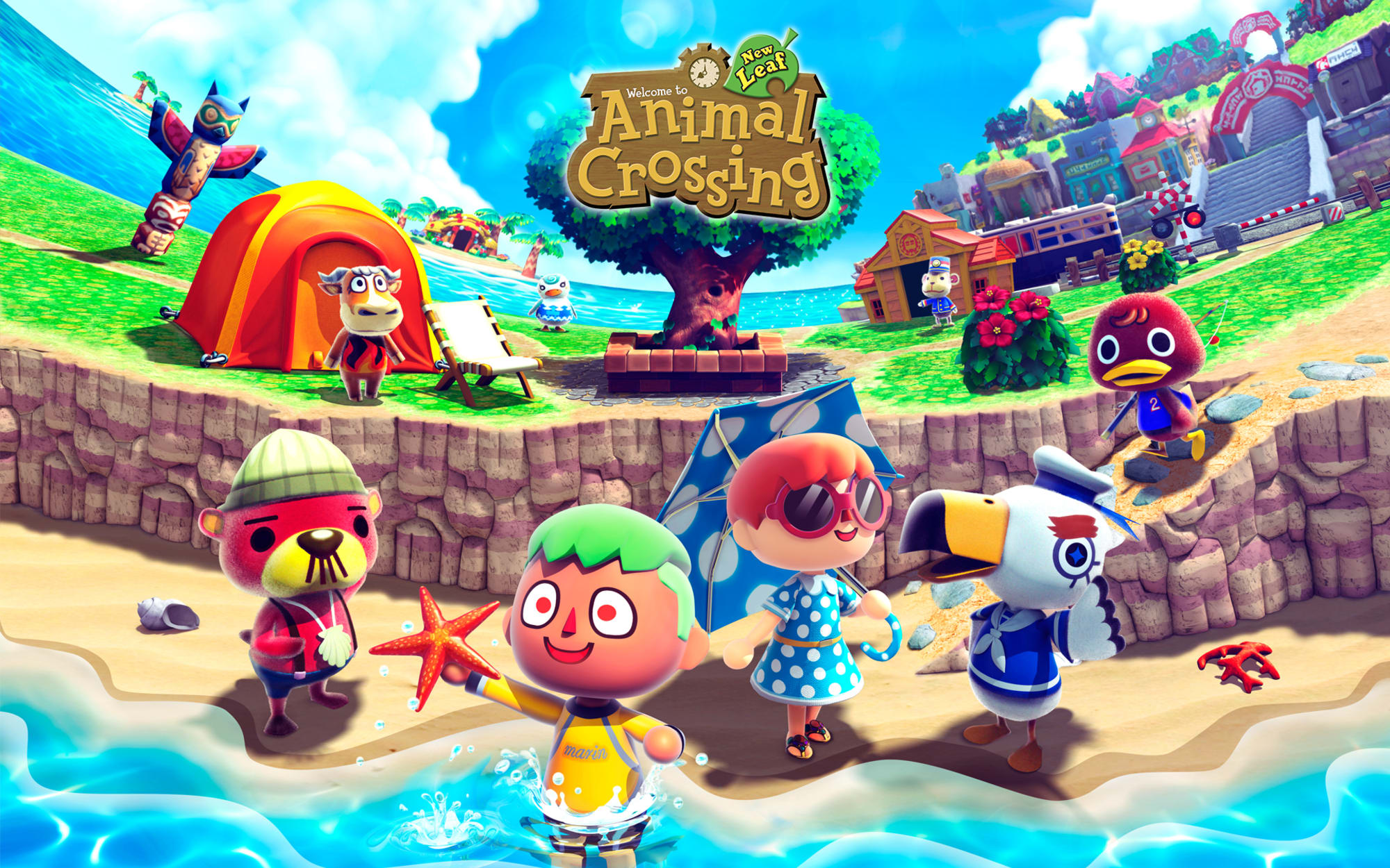 Animal Crossing New Leaf Top 10 Villagers