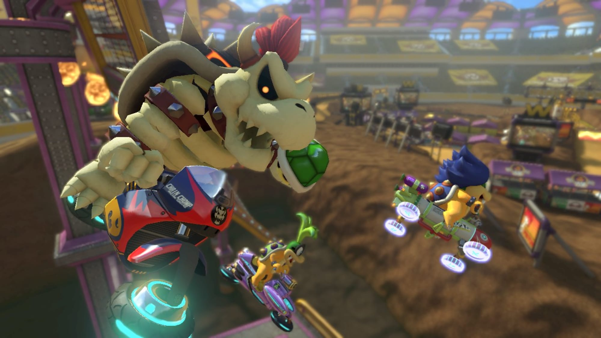 Mario Kart 8 Deluxe Review It S On The Nintendo Switch Now