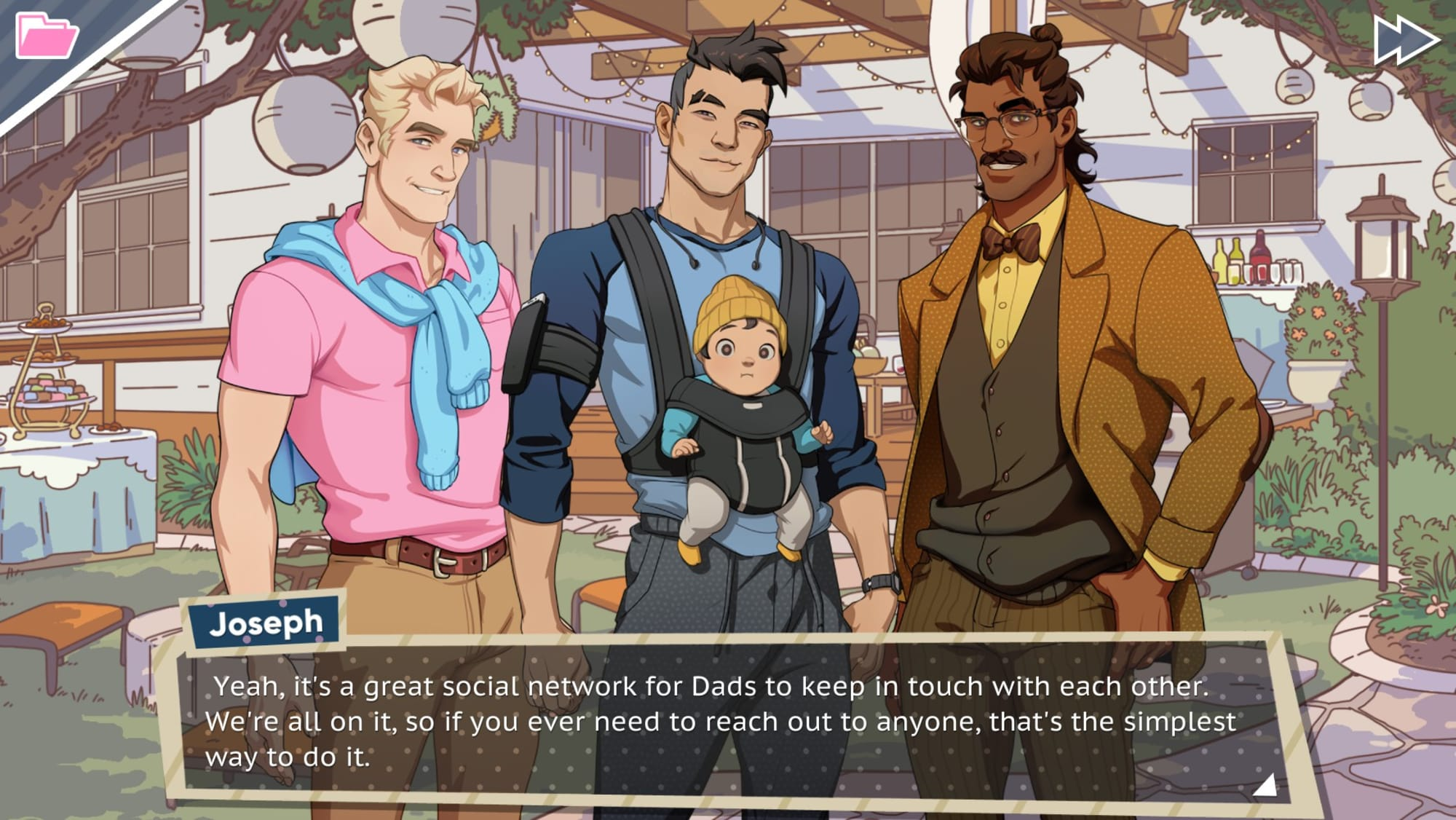 All Dads In Dream Daddy Ranked Page 4