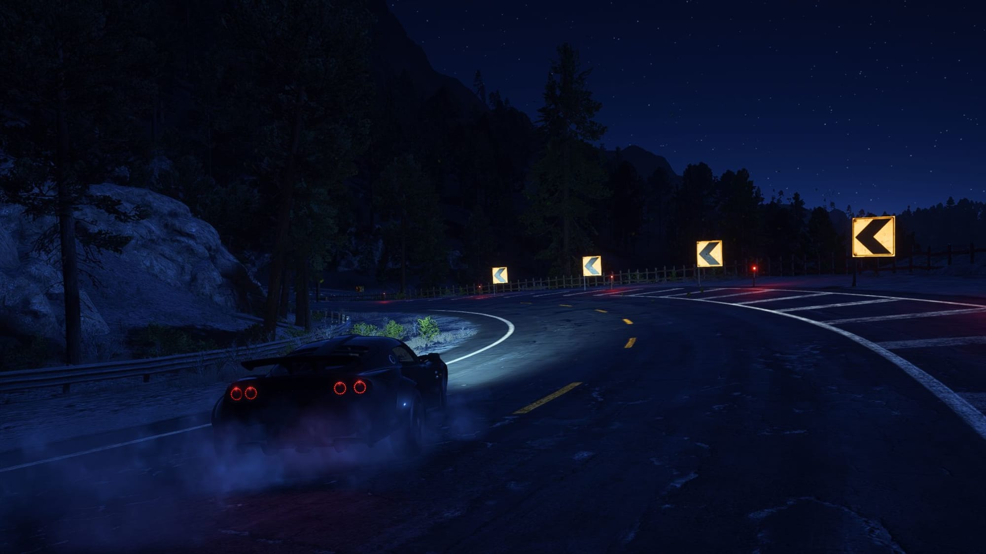 Need For Speed Payback Review A Race To Mediocrity