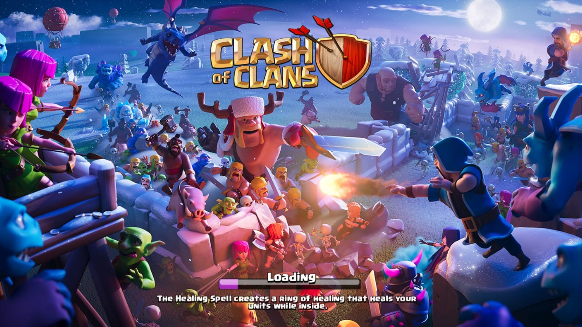 Clash of Clans: Is a Spring update coming in March?