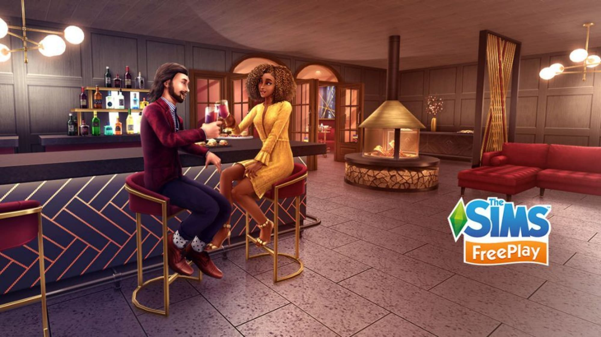 The Sims Freeplay Refined Romance Update Now Live Here S What S New