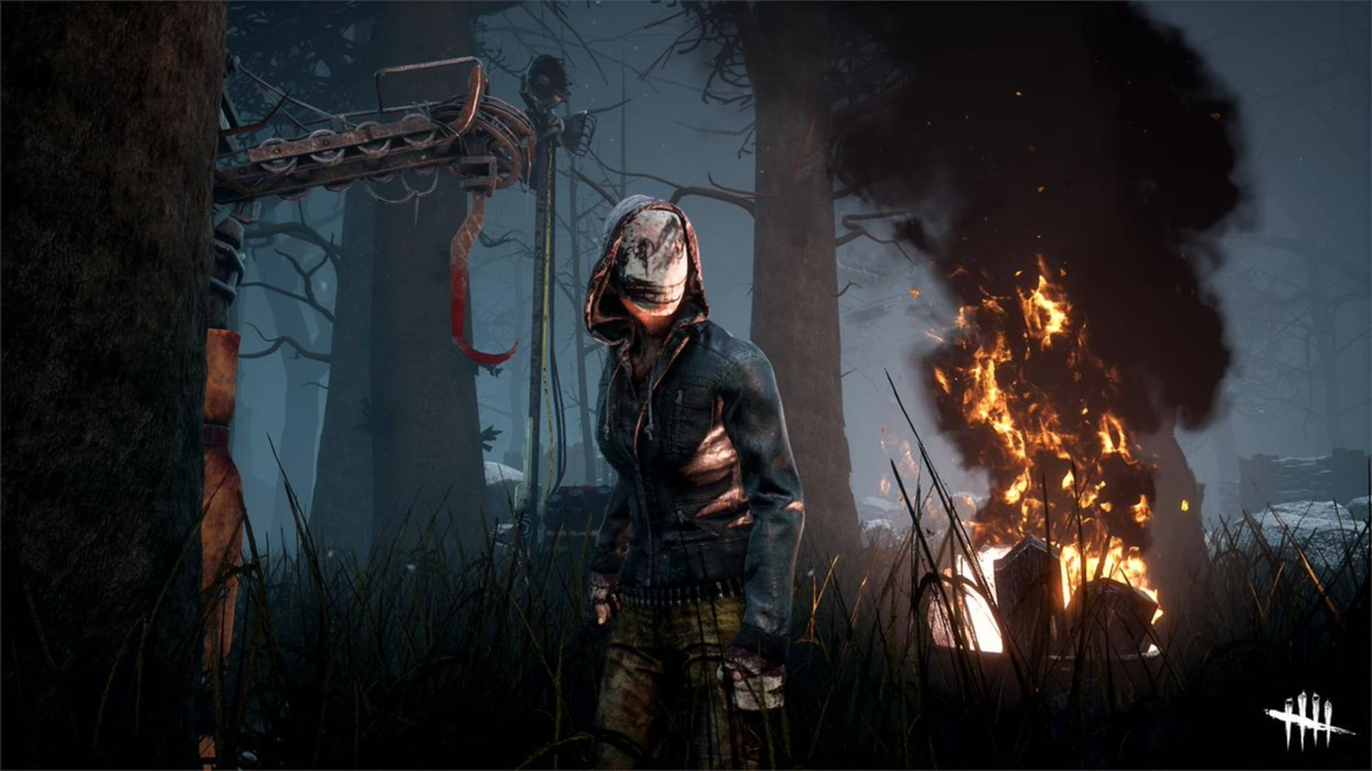 Dead By Daylight Chains Of Hate Brings The Deathslinger