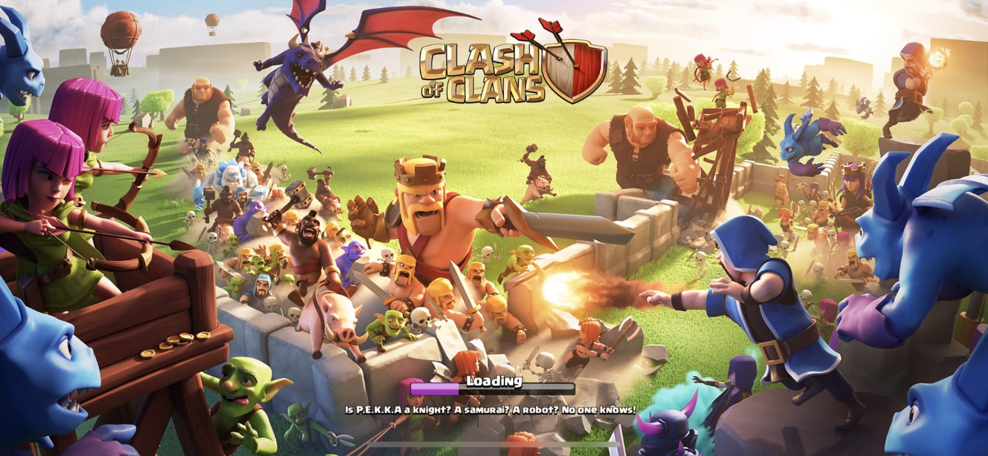 Clash of Clans Autumn 2020 update live: What's new?