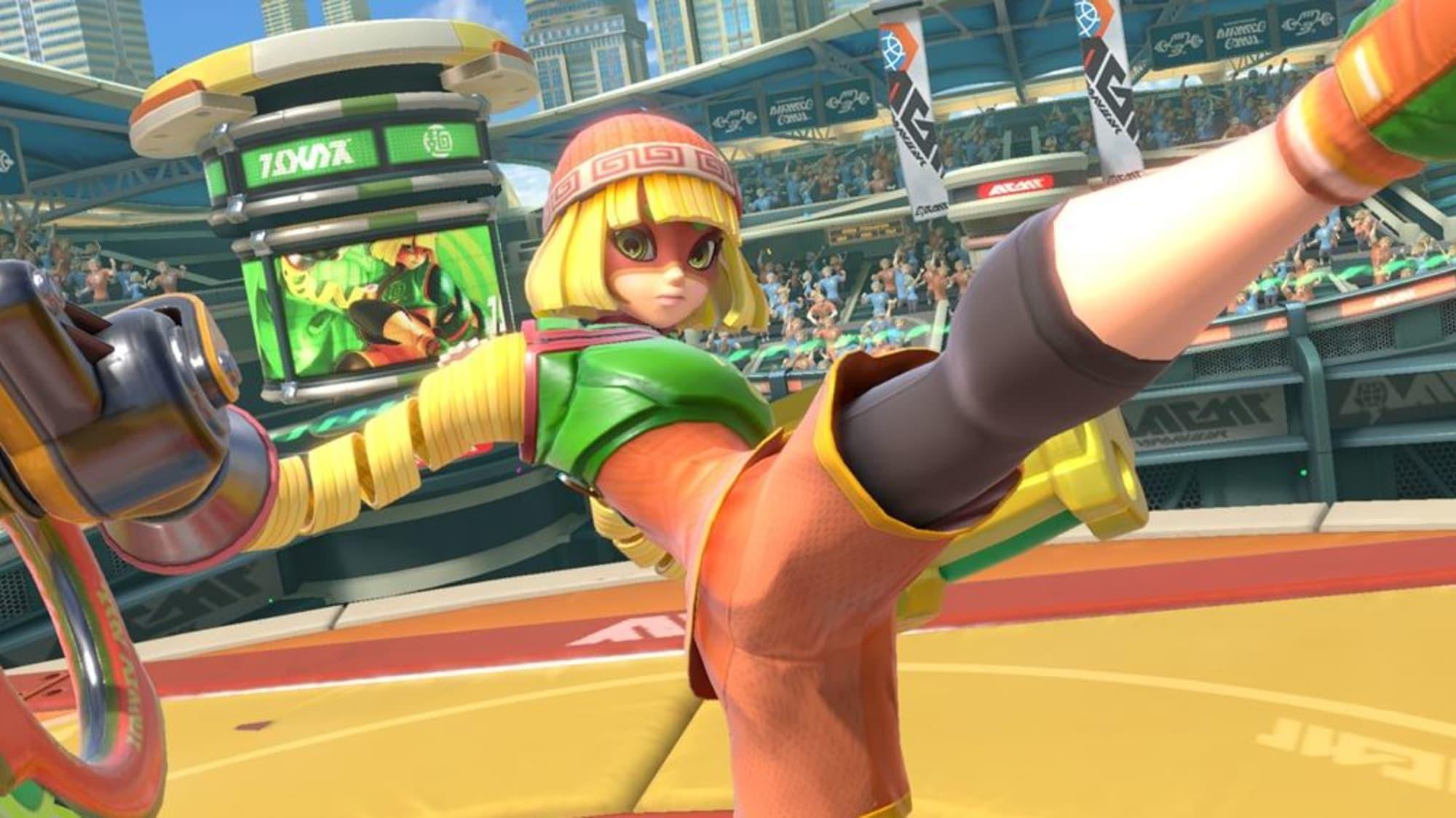 Super Smash Bro. Ultimate: First Impressions with Min Min