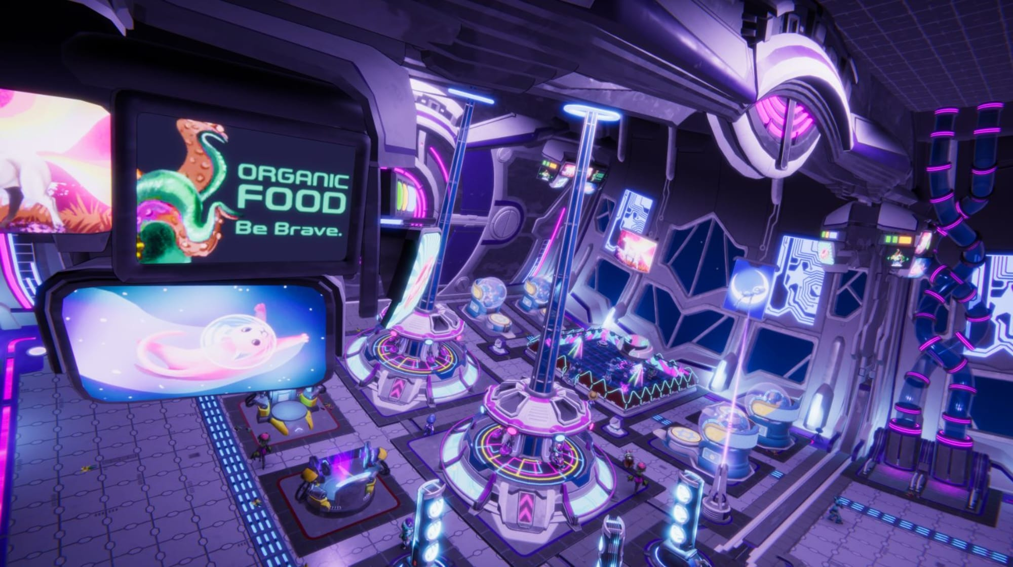 Spacebase Startopia release date set for October, beta available now