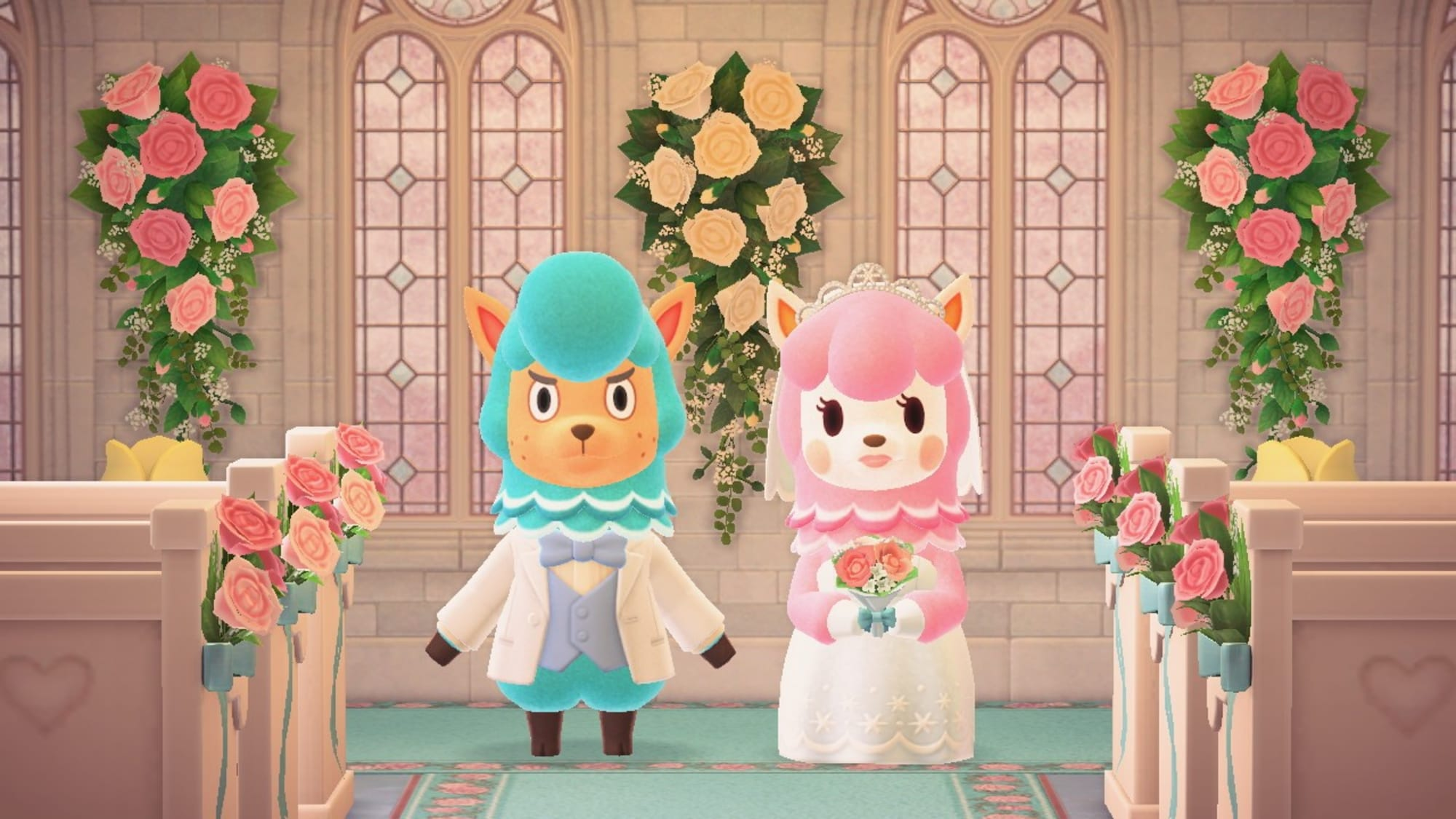 Animal Crossing: New Horizons: Wedding photography event has a special surprise