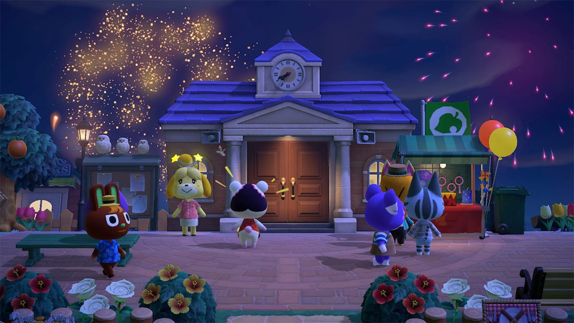 Animal Crossing New Horizons Villager Birthdays In August