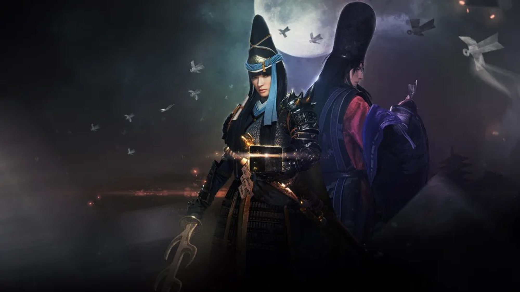 Nioh 2 Darkness in the Capital review: The grind continues