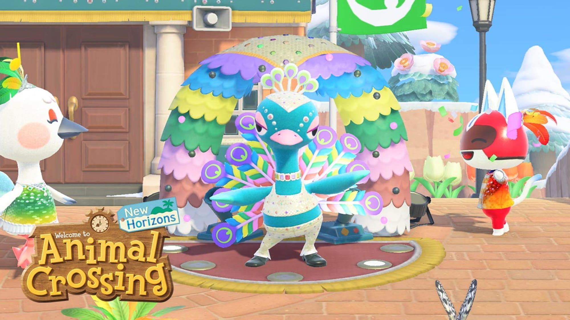 Animal Crossing: New Horizons celebrates Festivale today - App Trigger