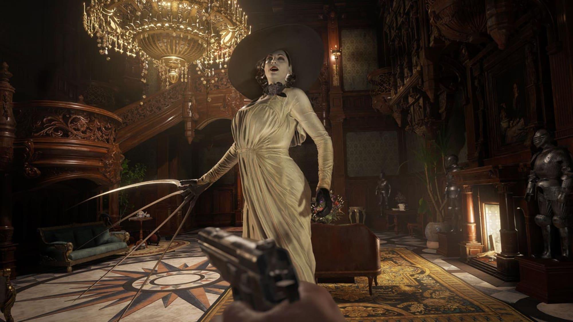 Resident Evil Village review: Step on me, Big Lady