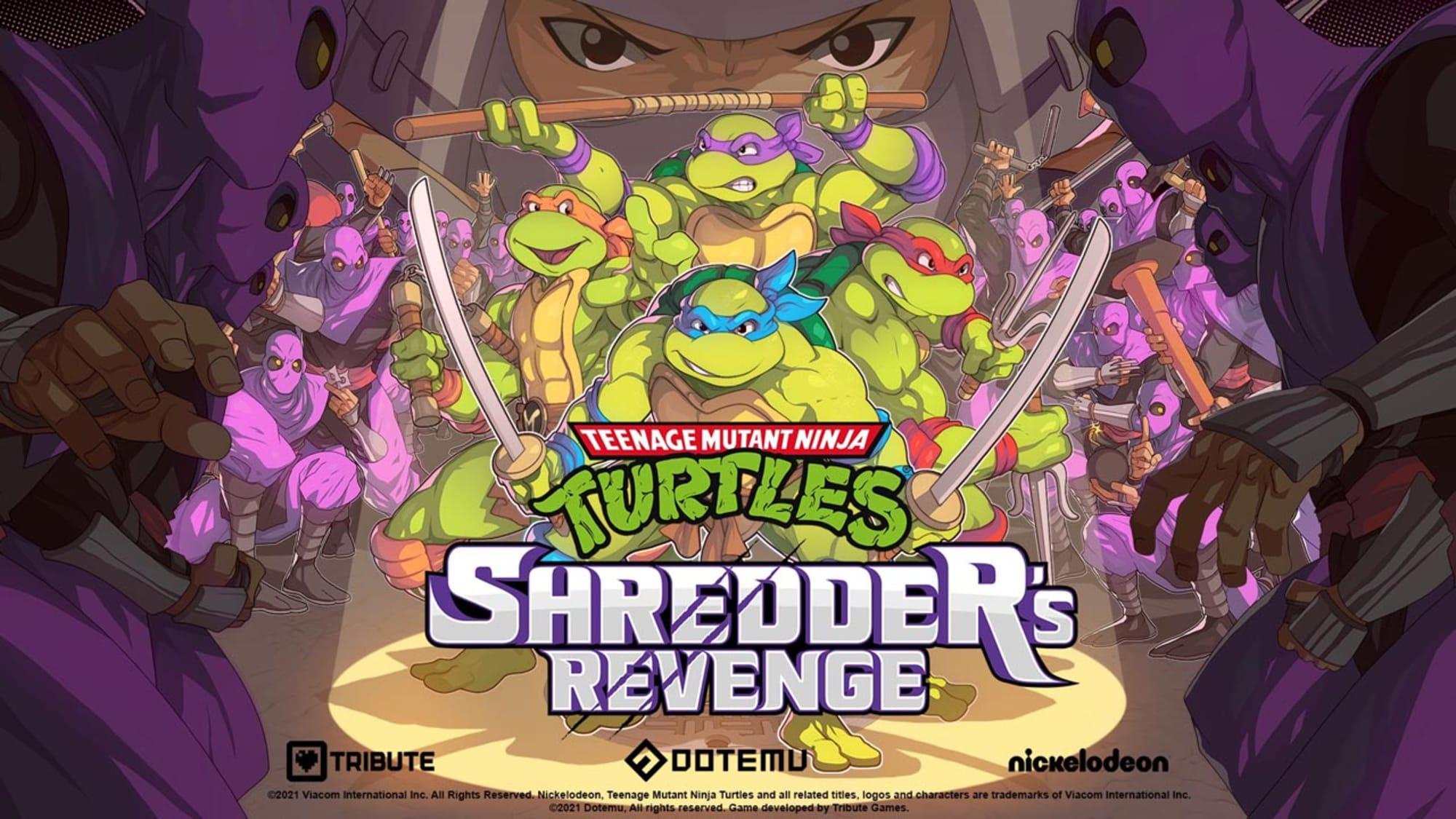 Teenage Mutant Ninja Turtles: Shredder's Revenge: A potential successor to the franchise's past hits