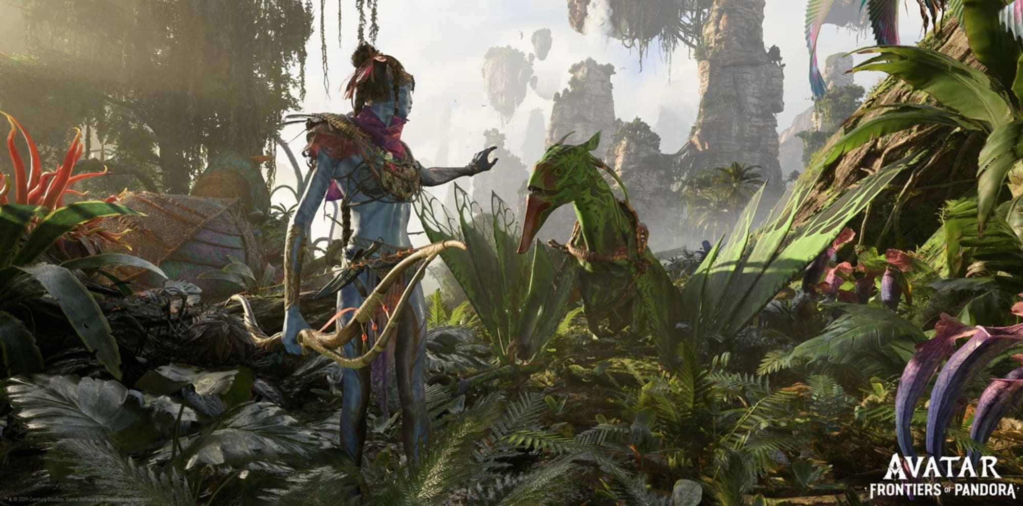 Ubisoft's Avatar game is real and actually looks good