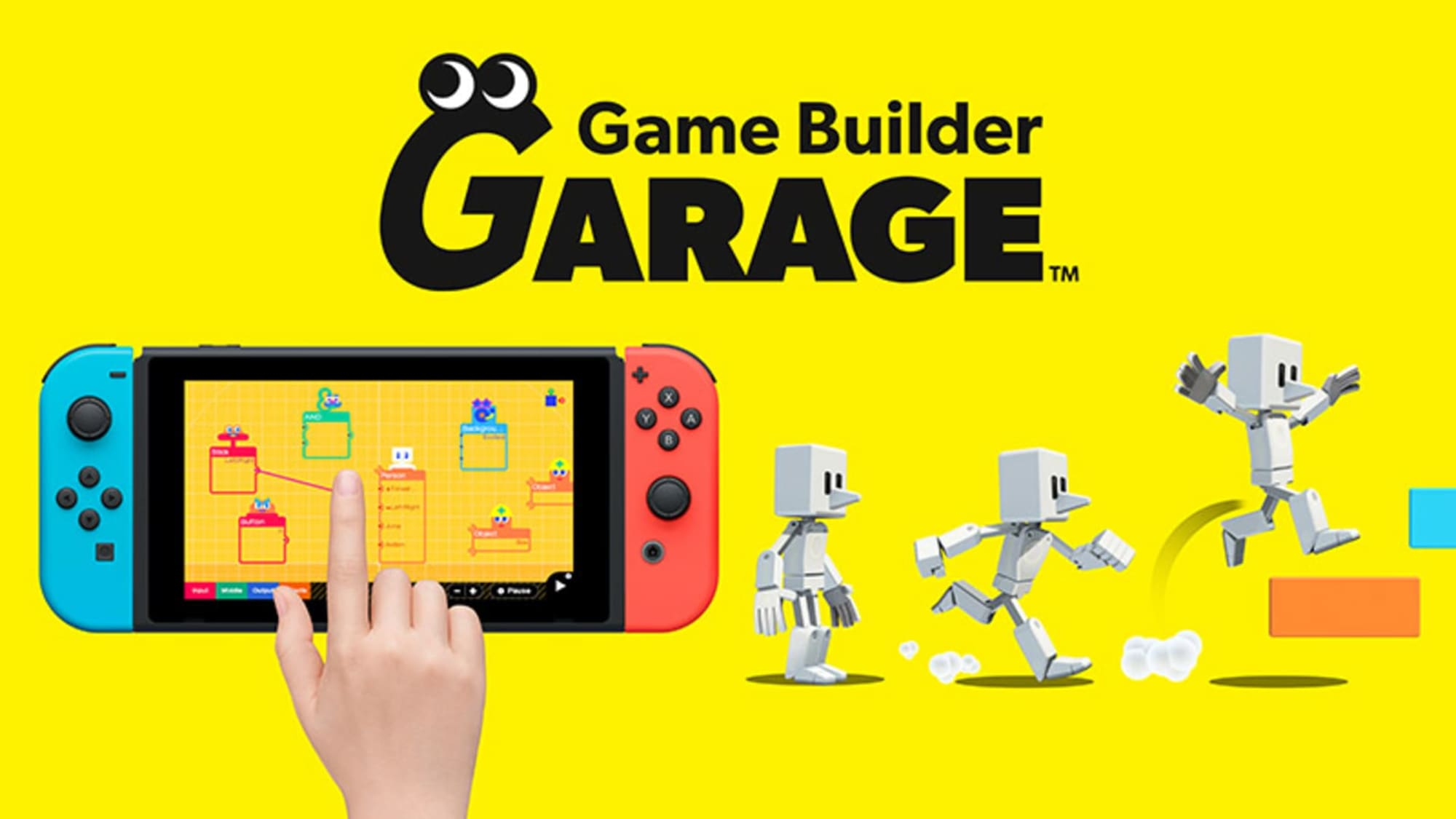 Game Builder Garage review: It's what you make of it