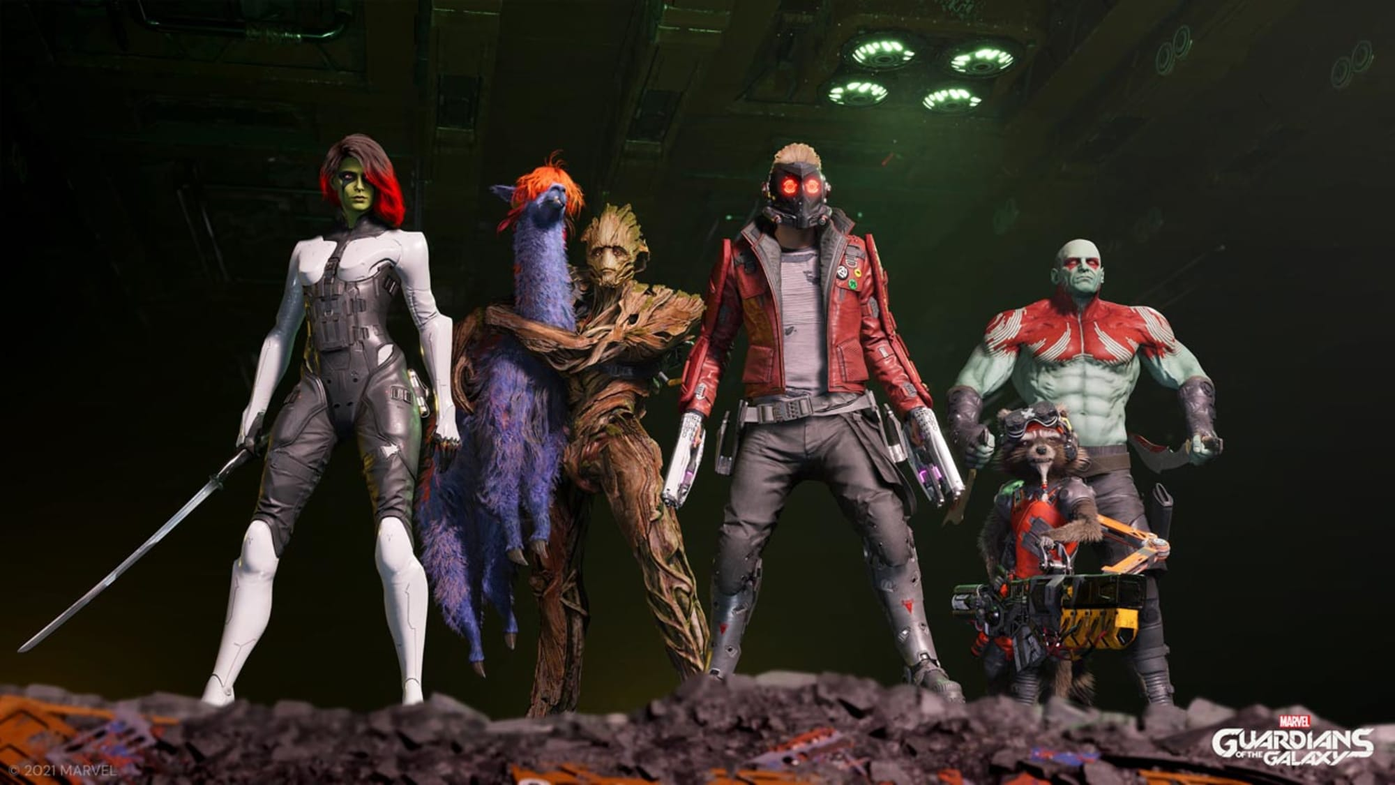 Marvel's Guardians of the Galaxy review: A farkin' good time