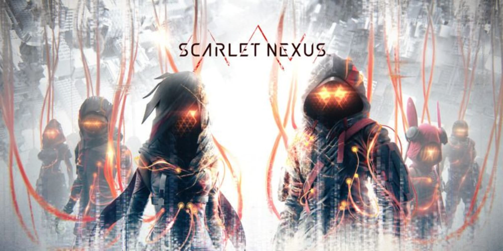 Scarlet Nexus review: All about the red strings