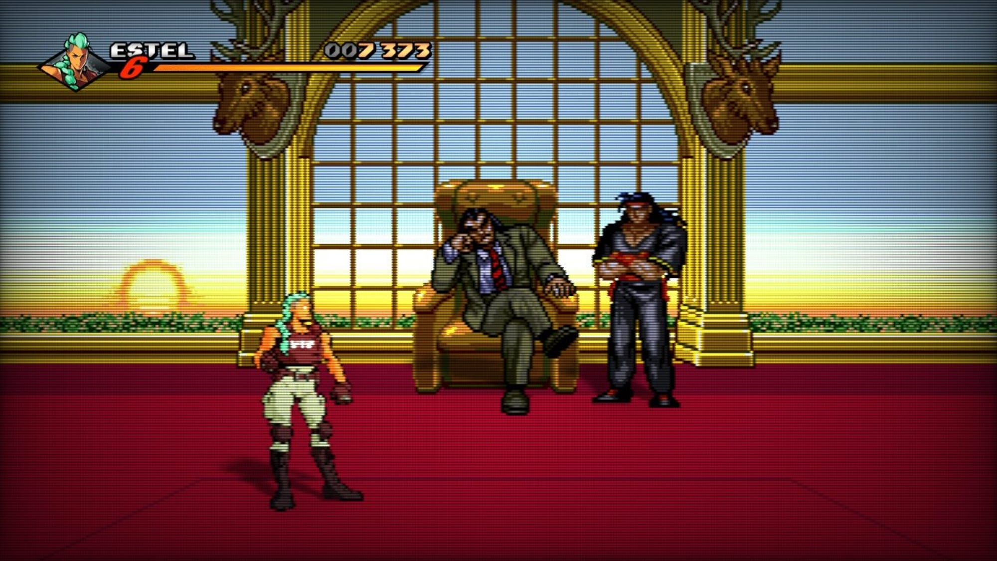 Streets of Rage 4: Mr. X Nightmare review: Everything you love about old school games
