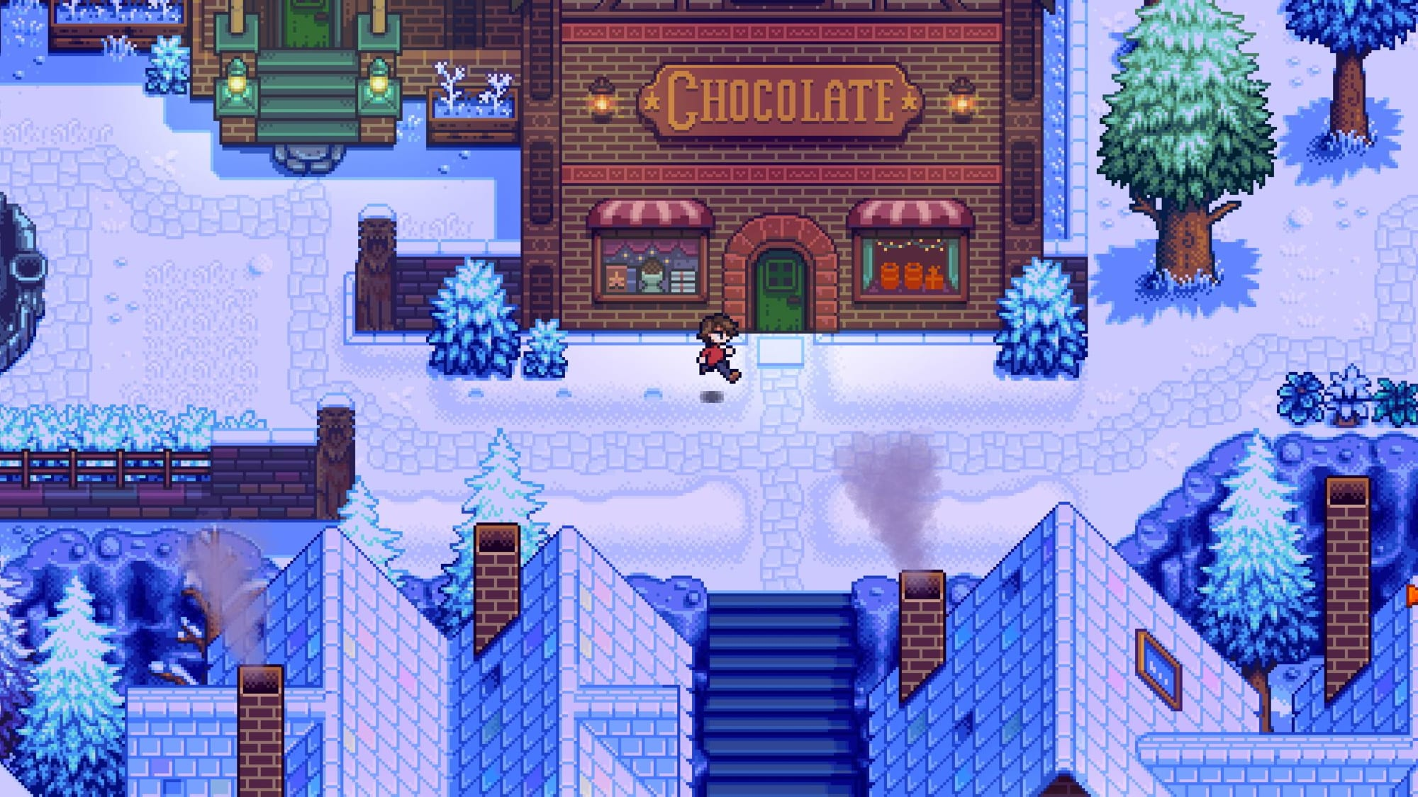 Haunted Chocolatier: Concerned Ape's new game is what now?