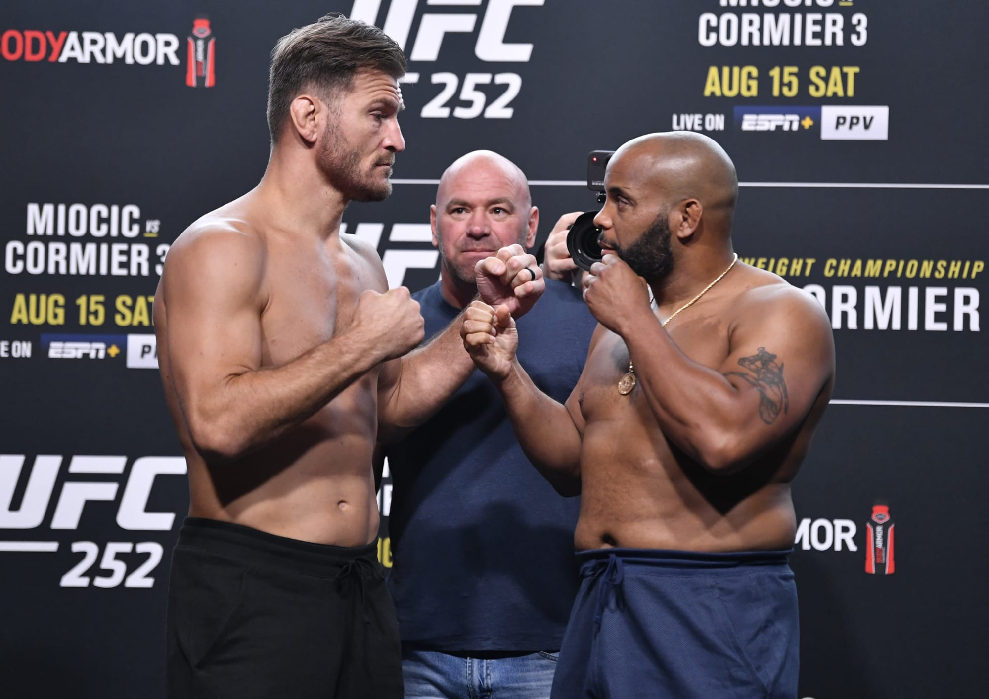 UFC 4 predicts winners of UFC 252: Miocic-Cormier, O'Malley-Vera