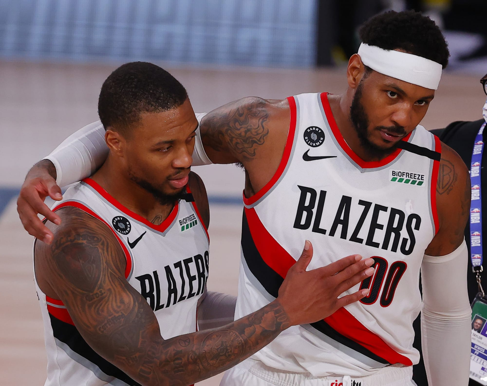 NBA 2K20: Our Grizzlies-Blazers play-in series simulation