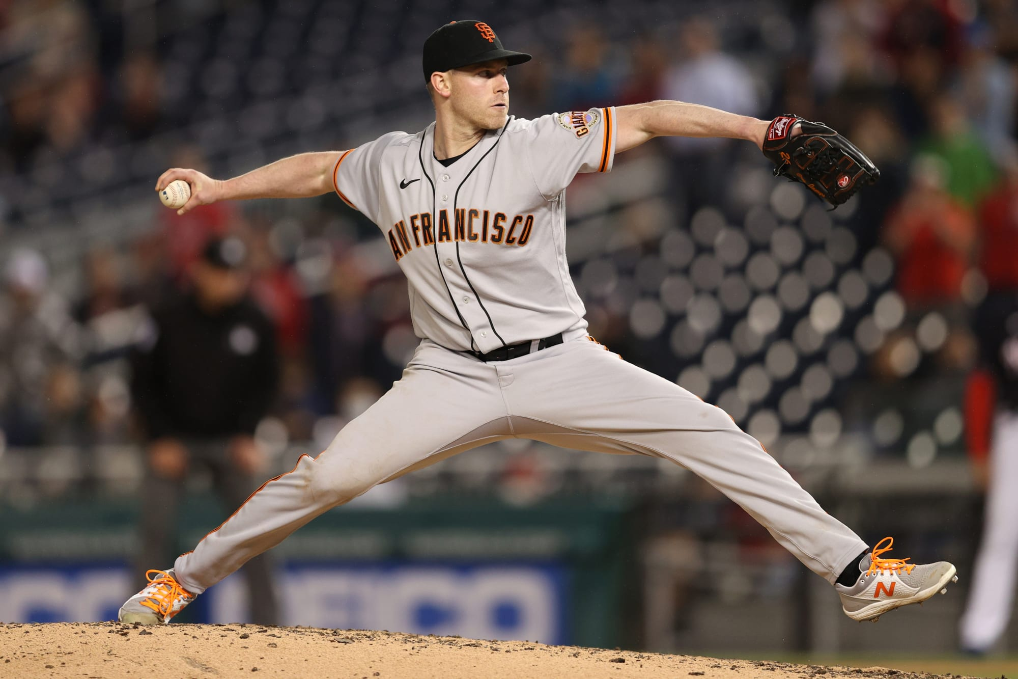 SF Giants: Anthony DeSclafani dazzles in 1-0 victory against Nationals