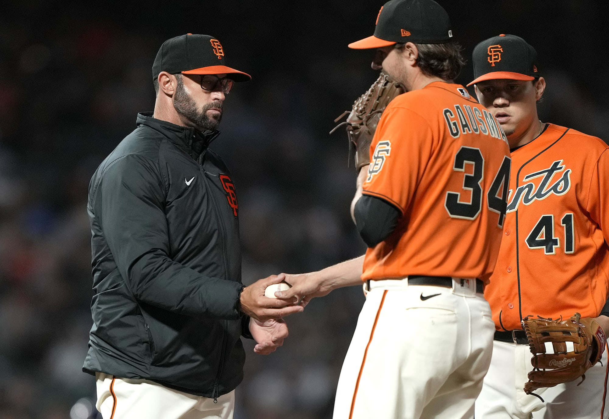 SF Giants: Series opener dropped against the Houston Astros