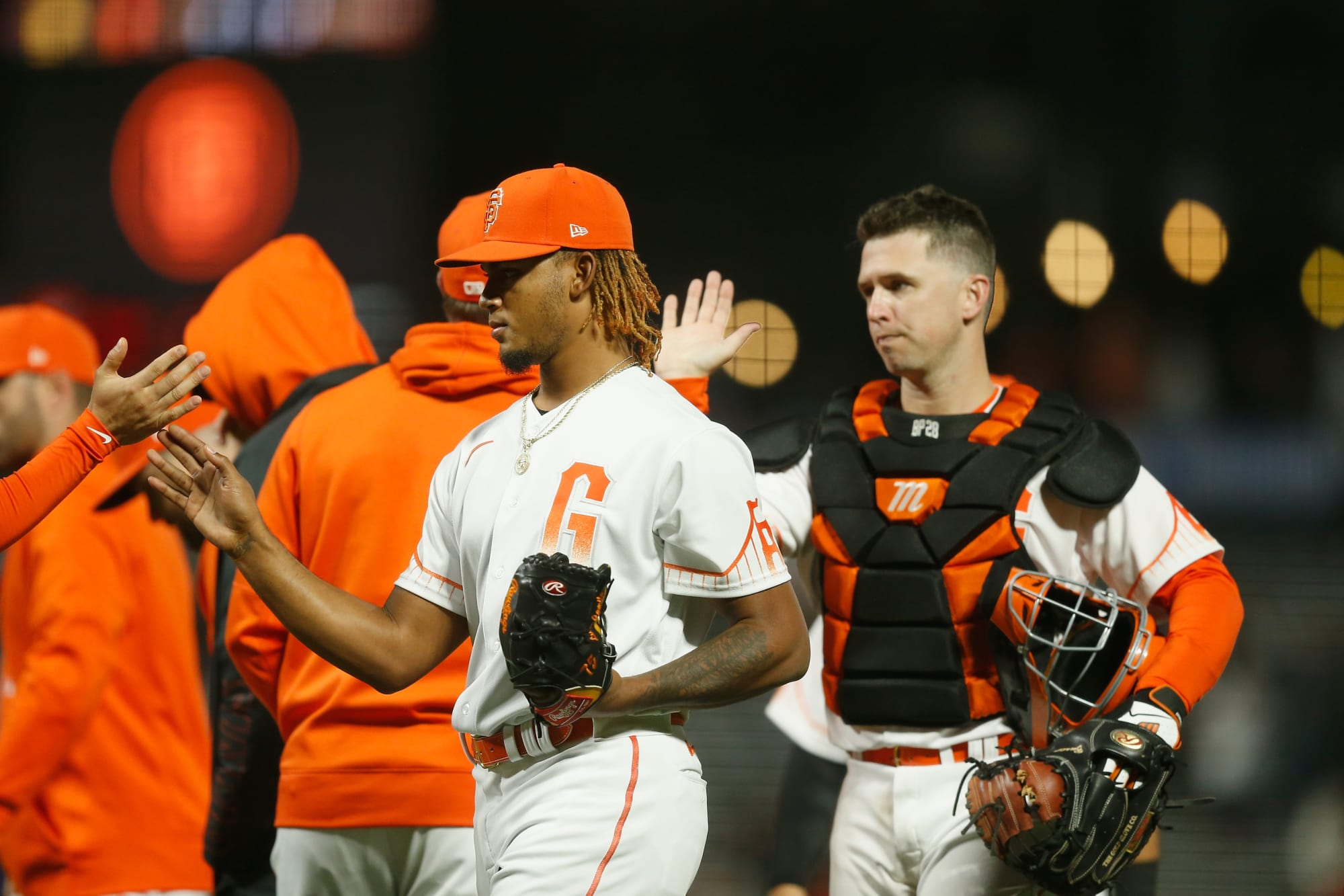 SF Giants: Hard-throwing reliever could be key in playoffs