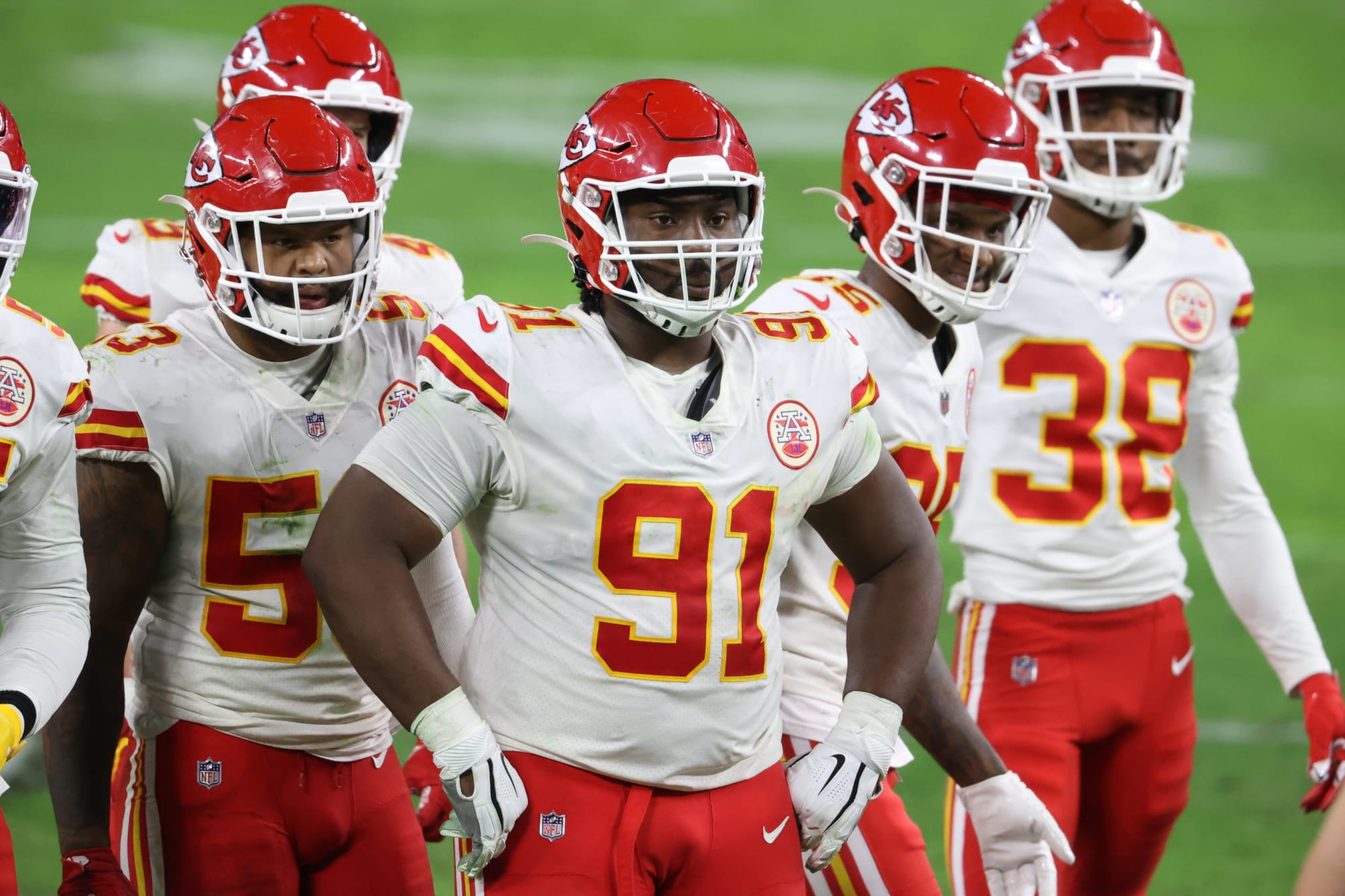 KC Chiefs roster: Derrick Nnadi's contract year is being overlooked