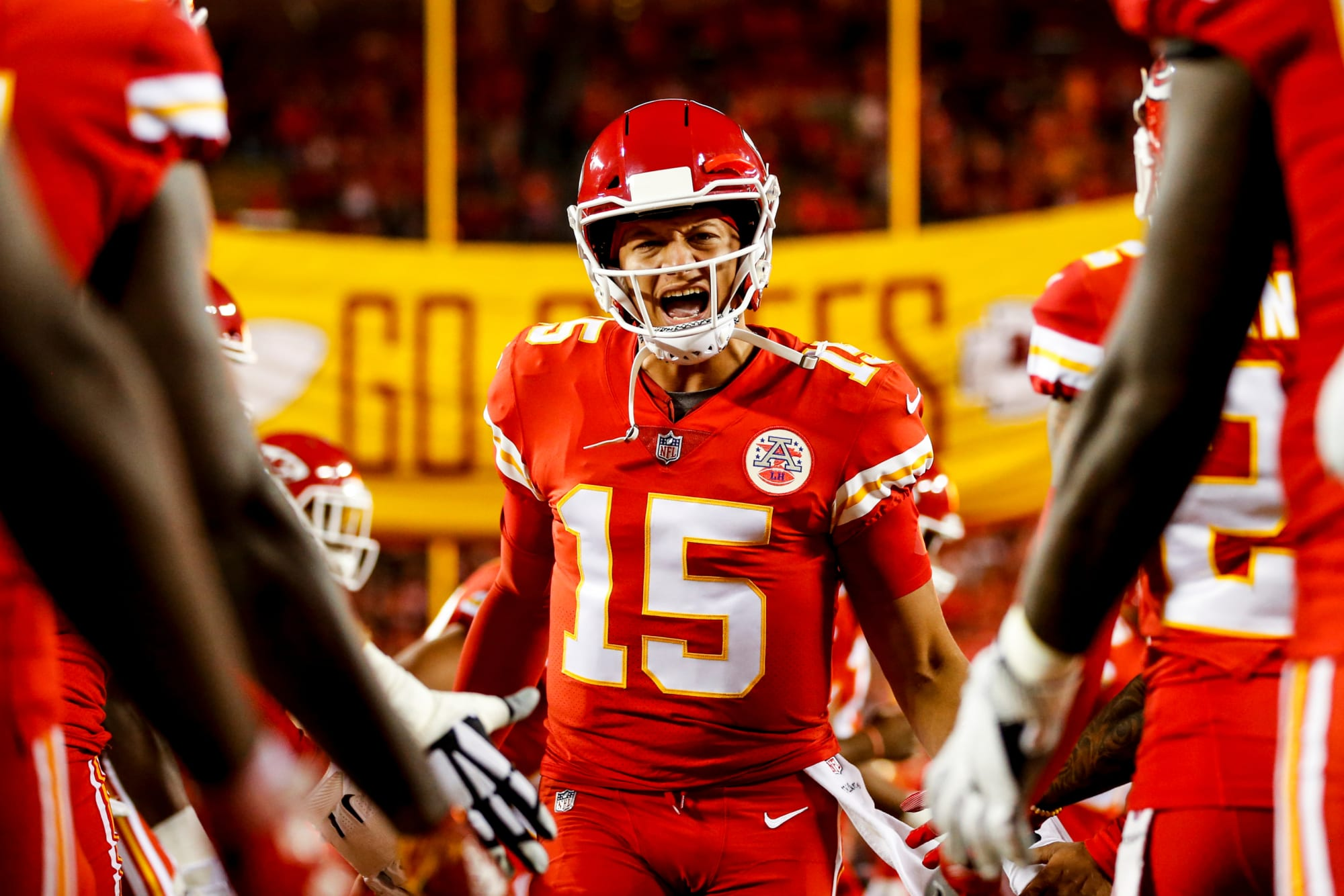 Chiefs Chatter: When the NFL's best player plays for your team