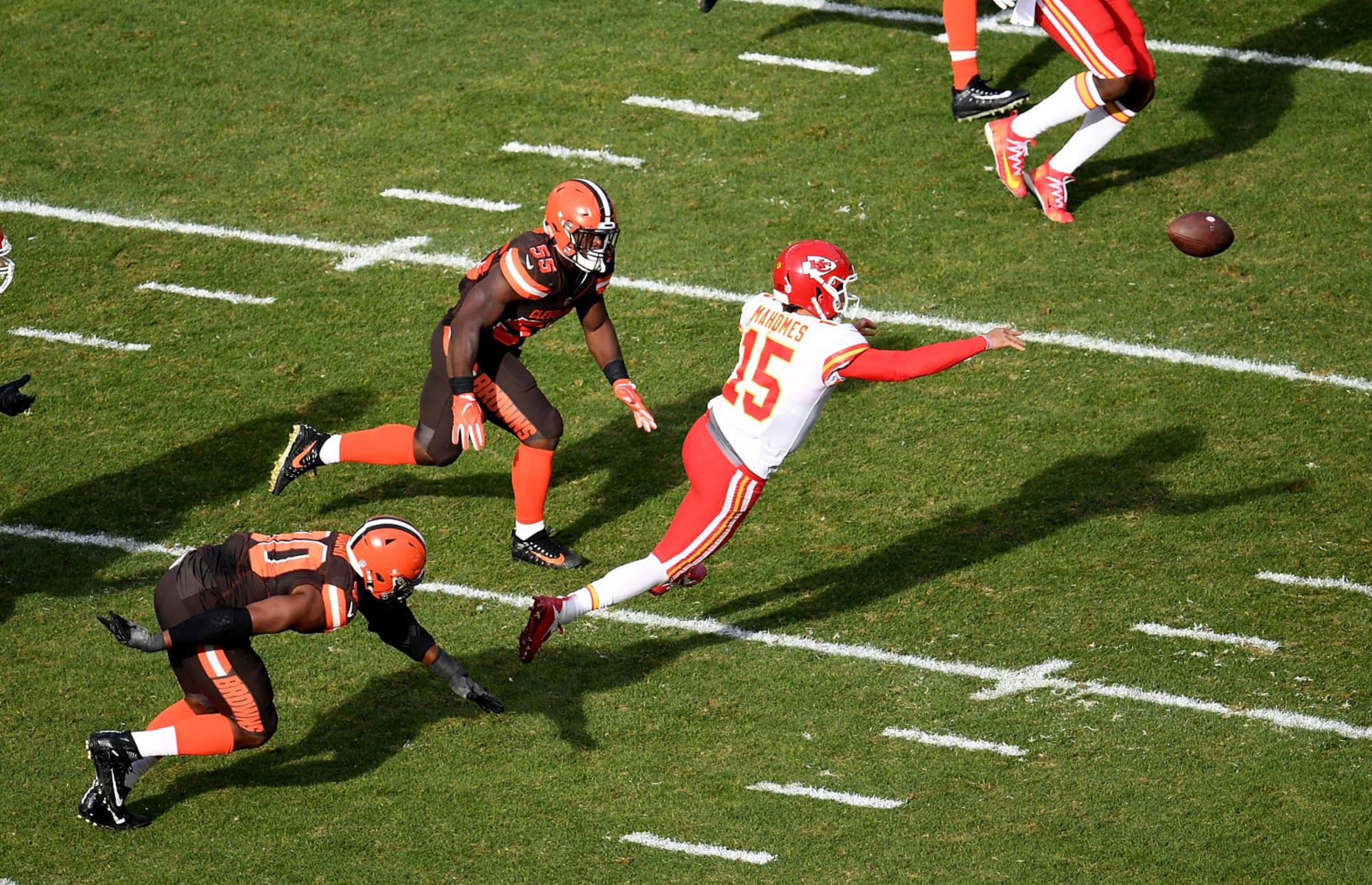 Five Key Matchups For Kansas City Chiefs Vs Cleveland Browns