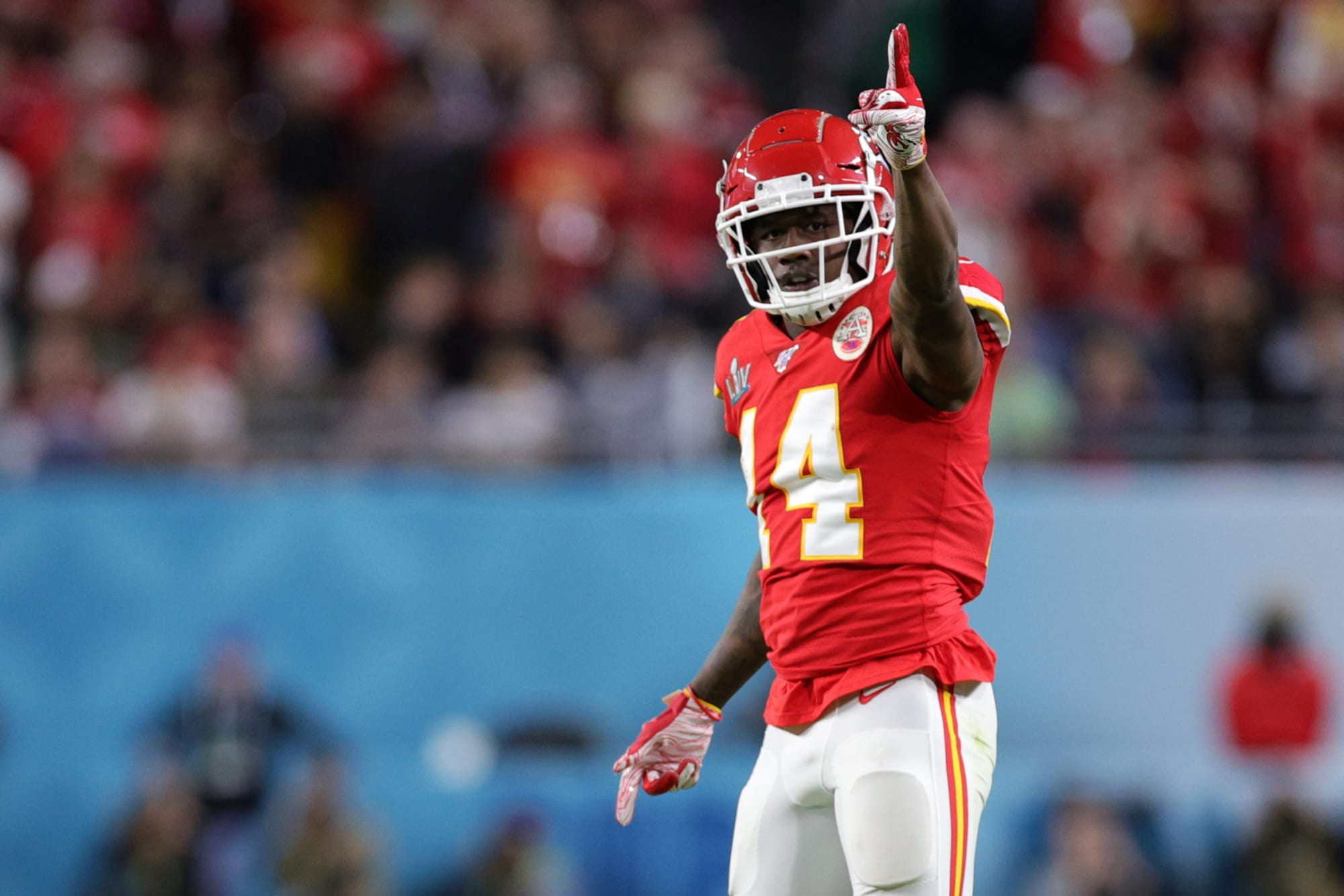 K.C. Chiefs face much easier free agency period than last spring