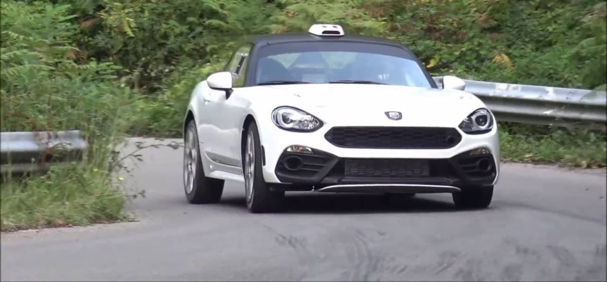 Video Listen To The 300hp Engine In The Fiat Abarth 124 R Gt