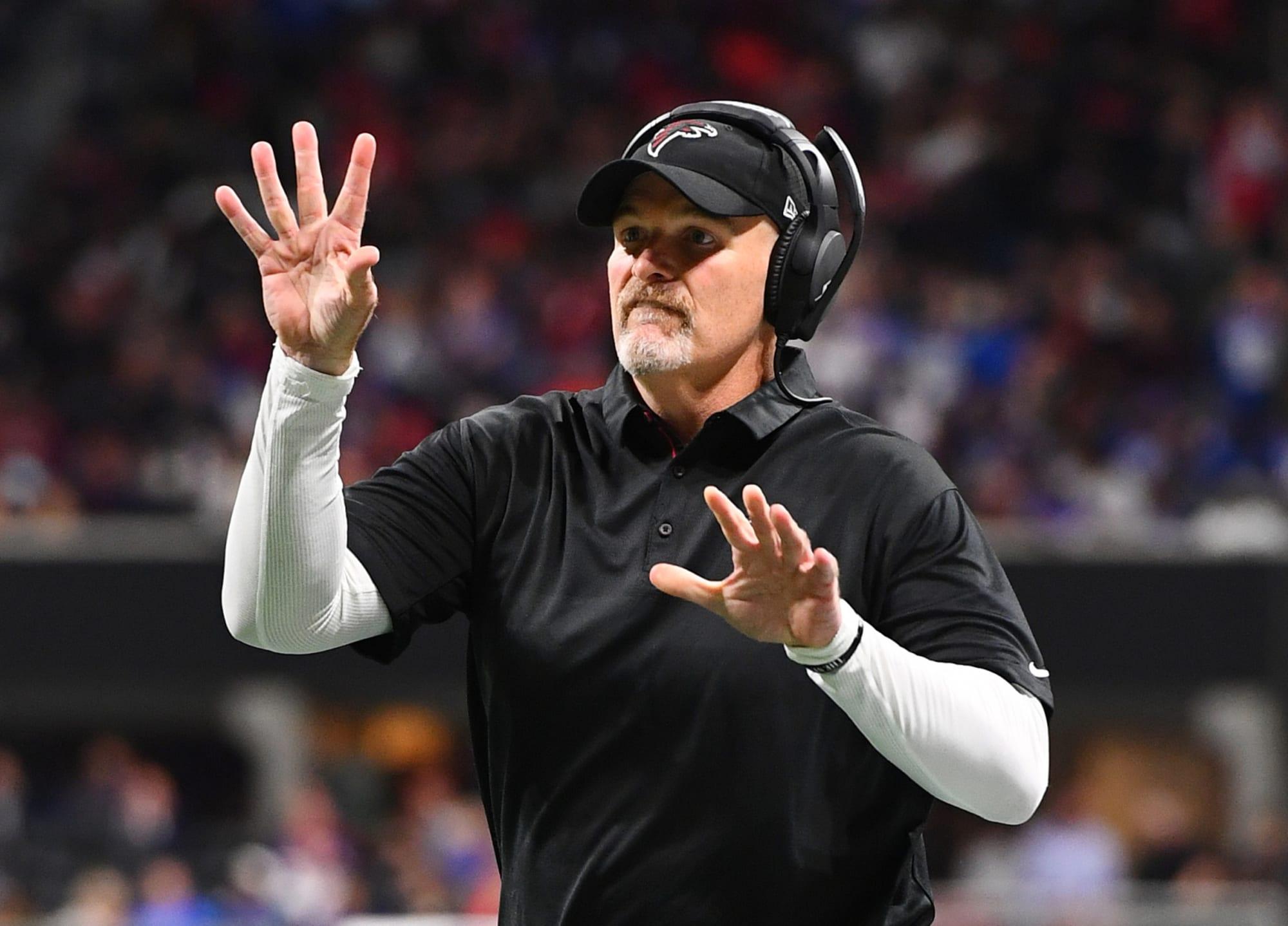 Atlanta Falcons Dan Quinn Has Never Recovered From Super Bowl Li