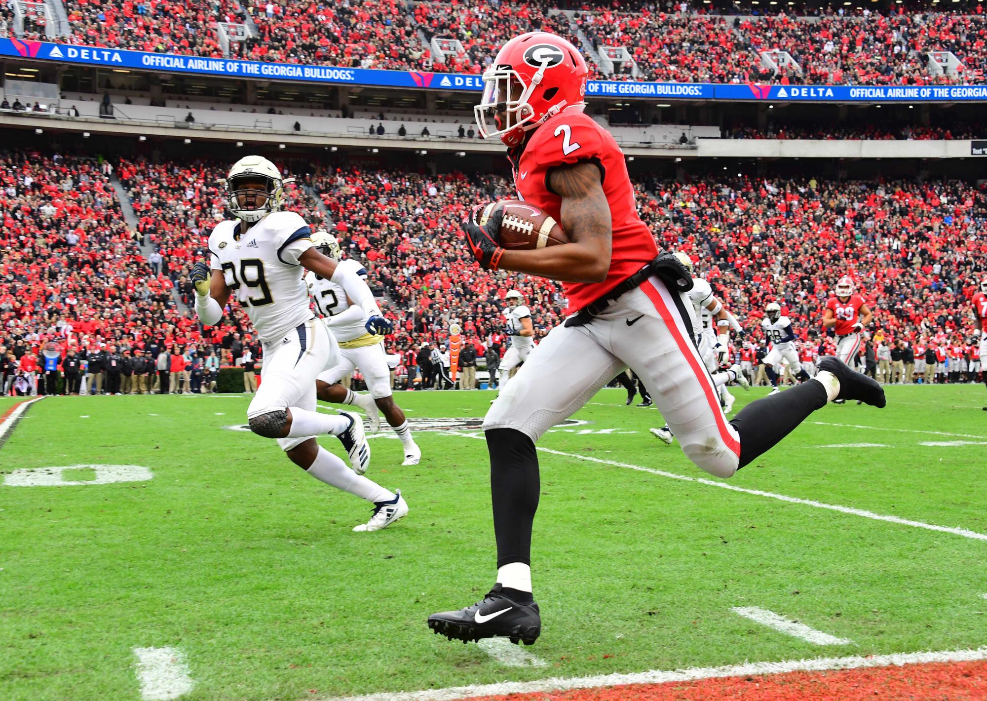 Atlanta Falcons Sign Former Georgia Bulldog Jayson Stanley