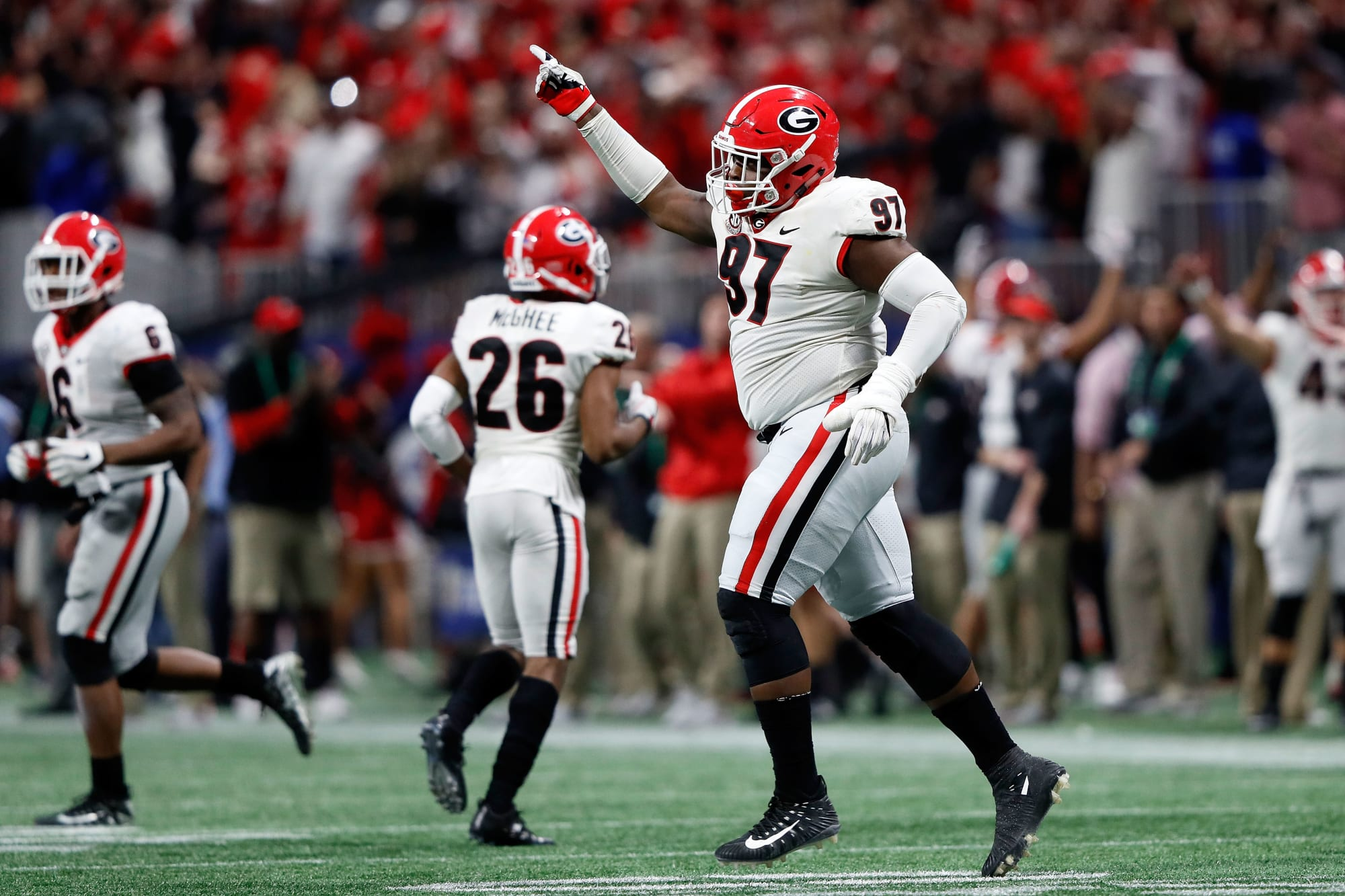 A New Kind Of New Year For Georgia Football