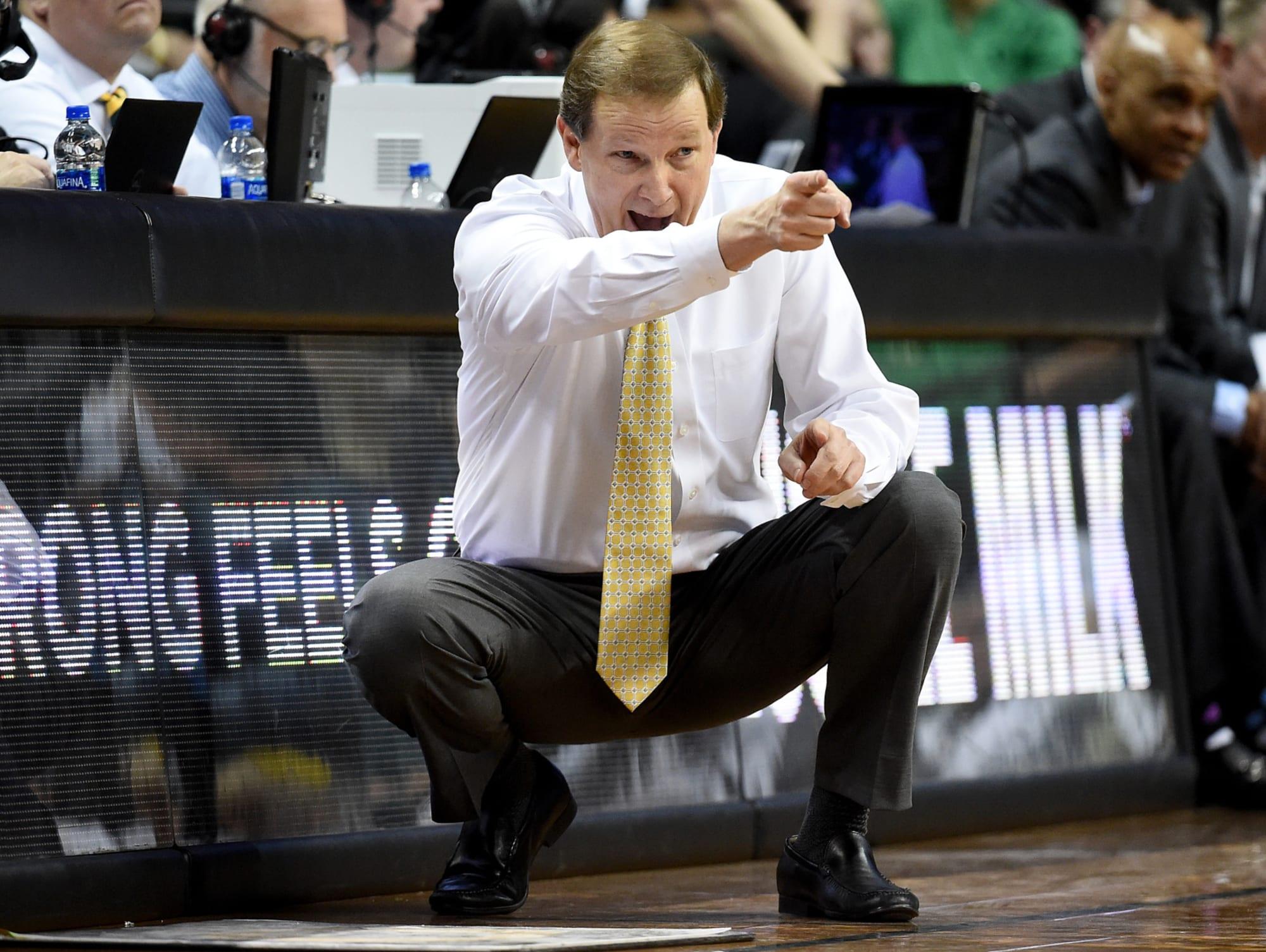 Oregon basketball opens 2021-22 season ranked No. 13 in AP Top 25
