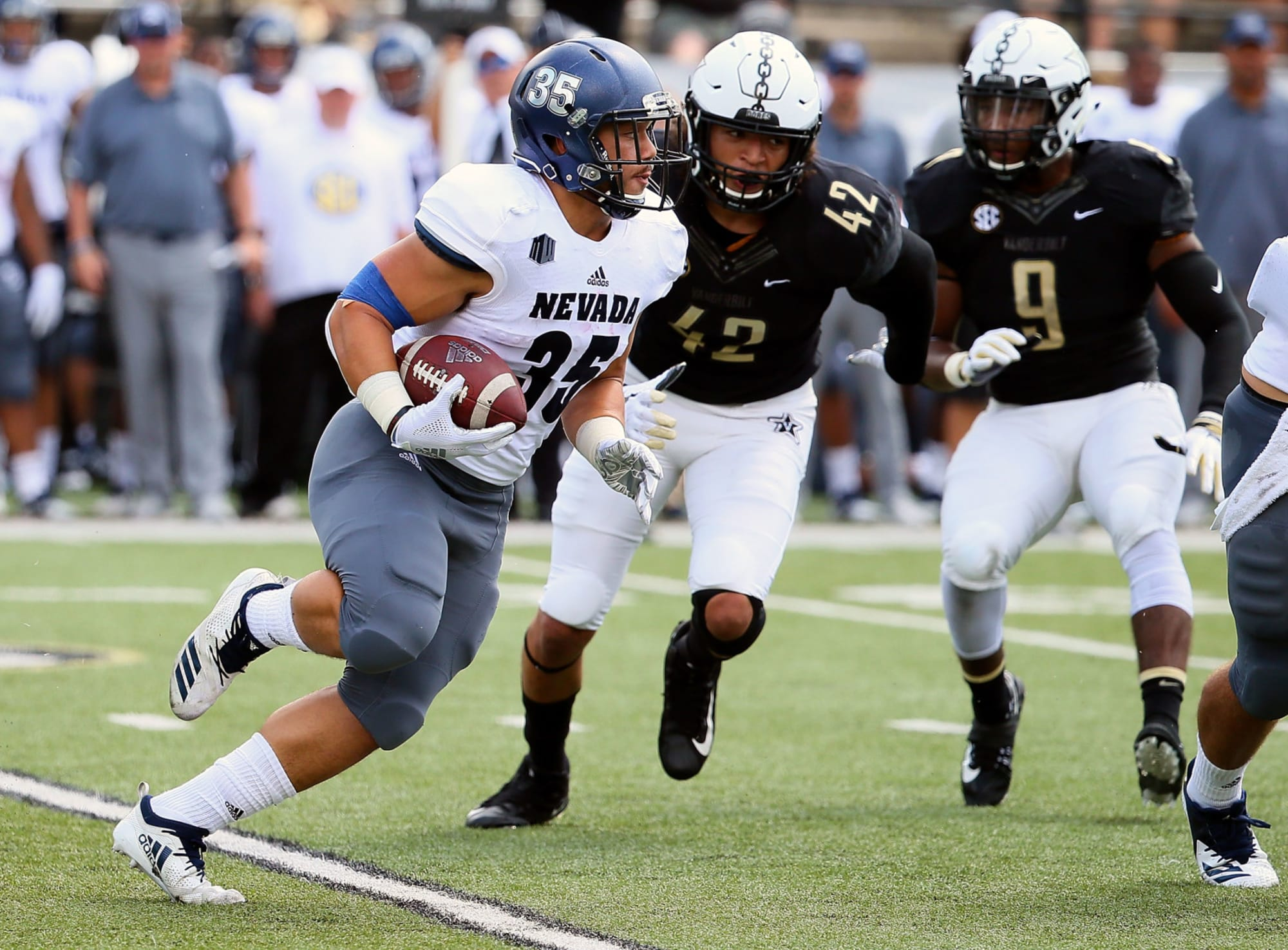 Oregon Football Five Things To Know About Nevada Wolf Pack
