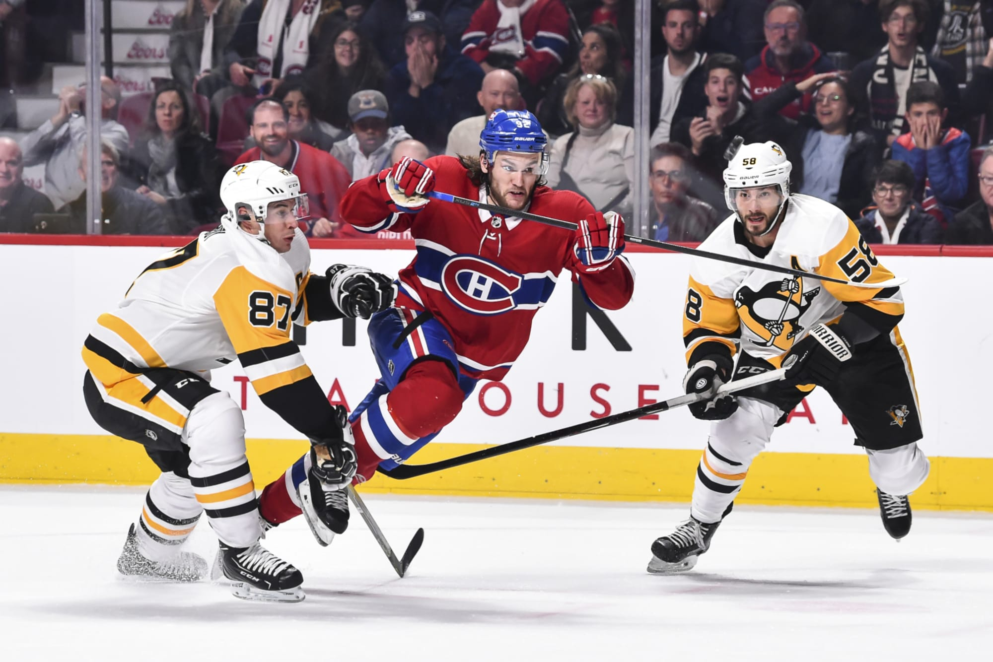 Canadiens Latest Rumours Has Habs Facing Penguins In Playoffs