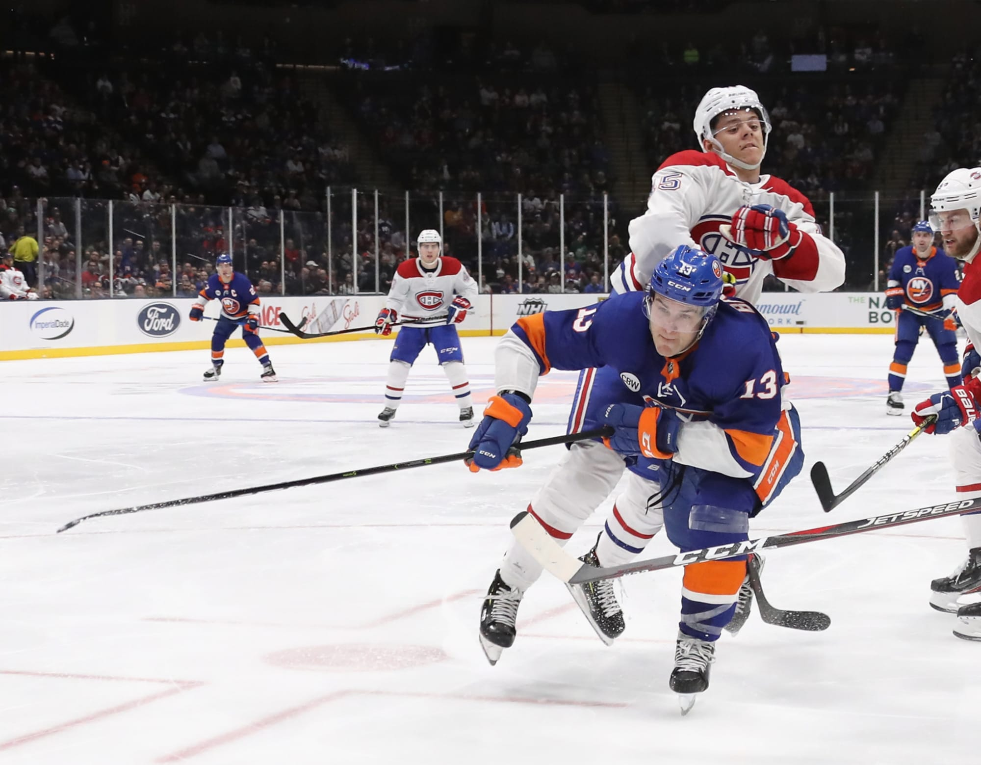 Will the Montreal Canadiens make another offer sheet?