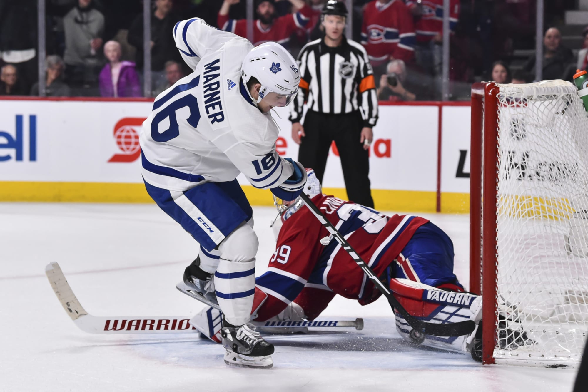 Is The Montreal Canadiens And Toronto Maple Leafs Rivalry Restored