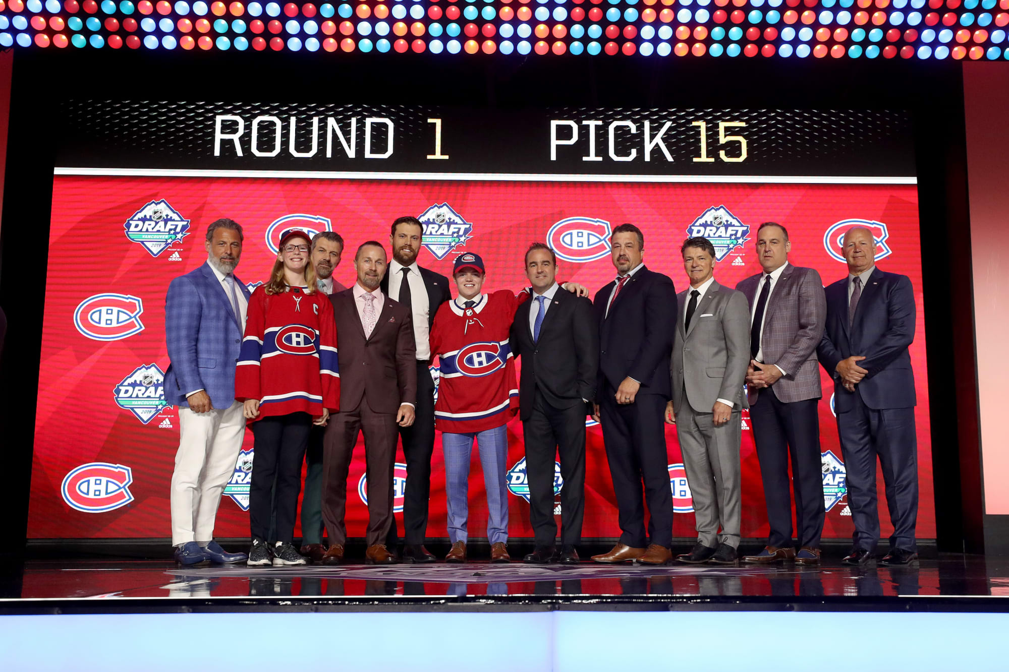 Who Will the Montreal Canadiens Select in the First Round?