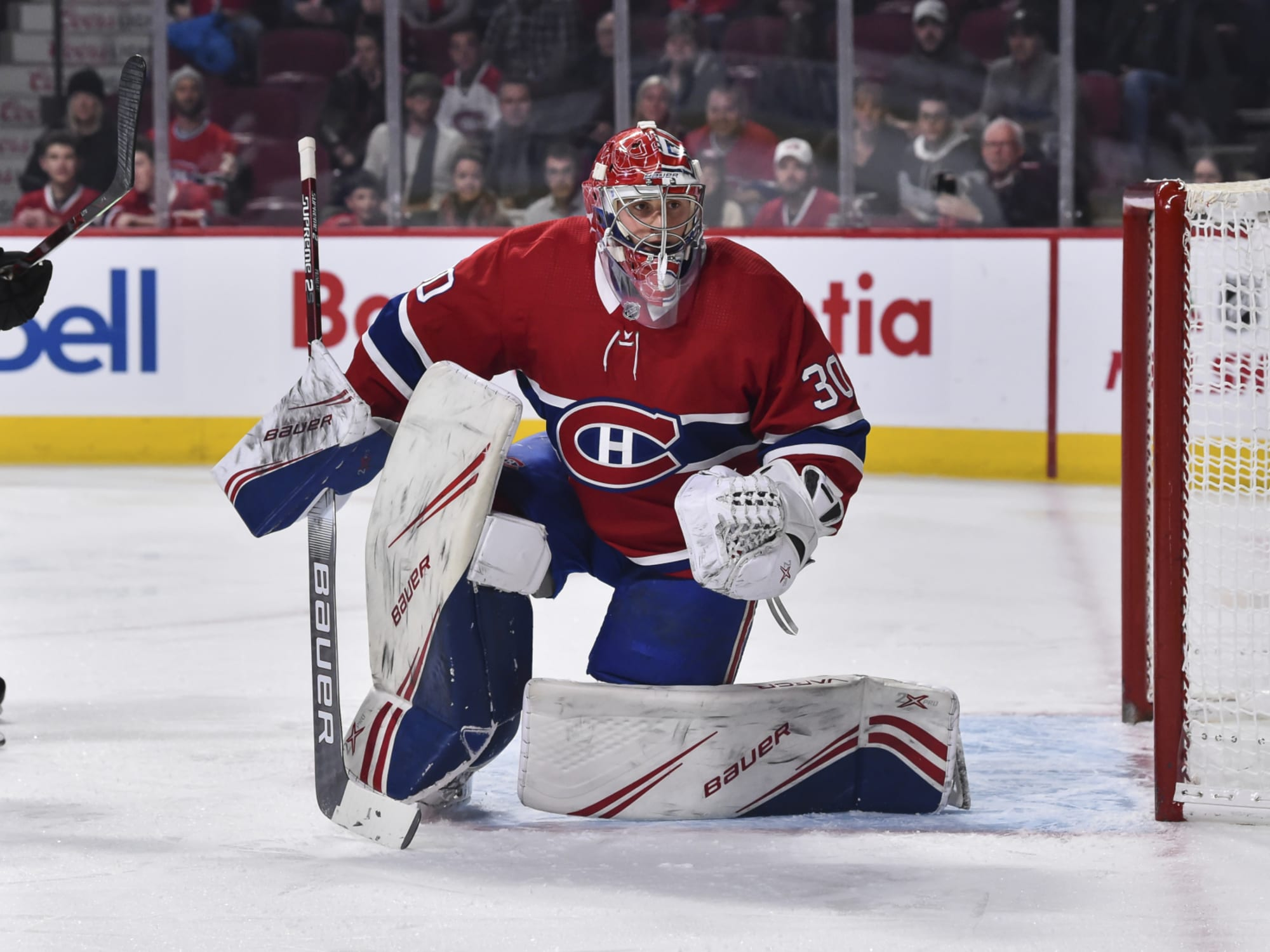 Montreal Canadiens: Why Cayden Primeau, Cole Caufield Could Be Rushed To NHL