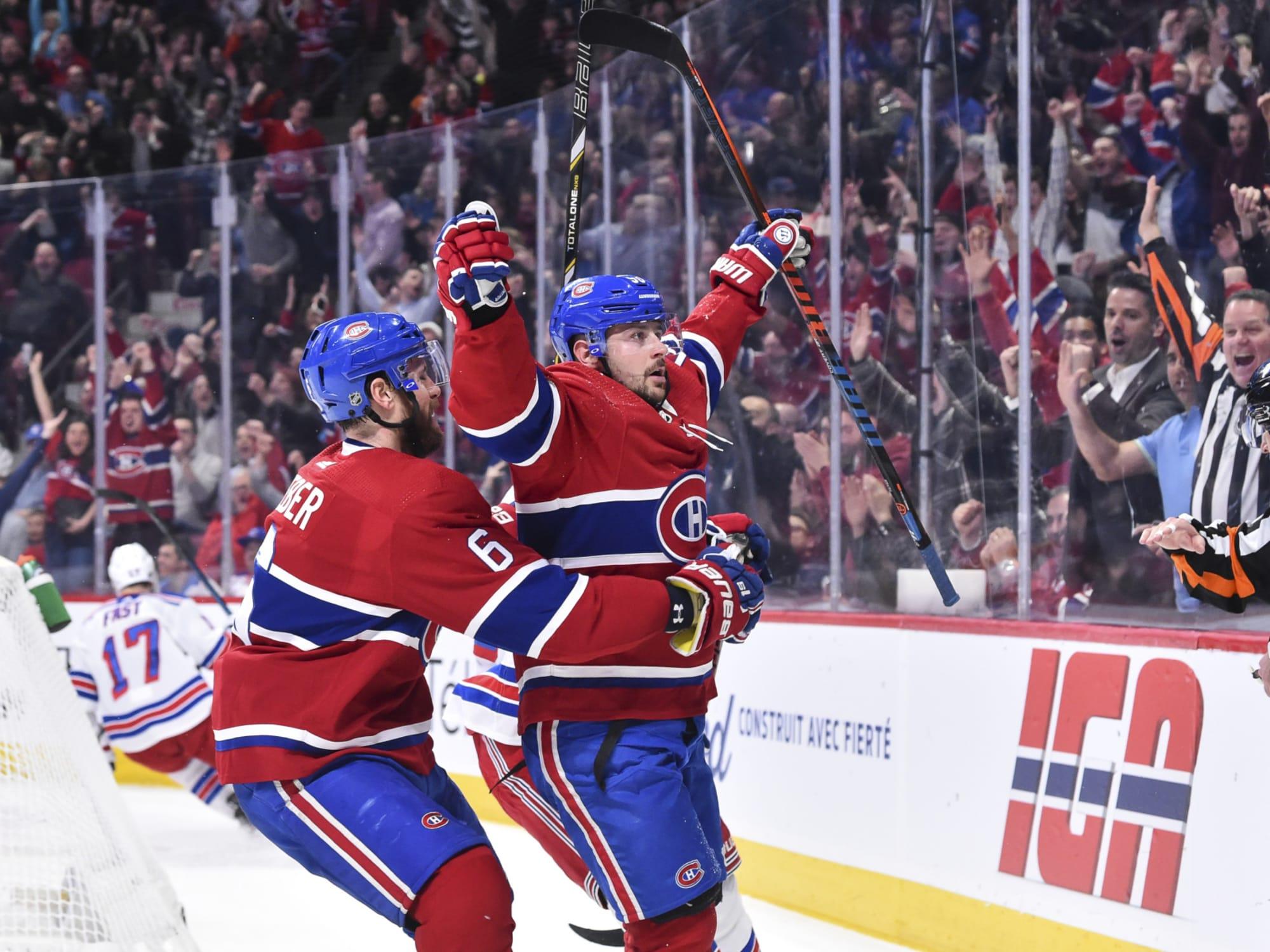 Canadiens Tomas Tatar Having One Of Best Habs Seasons In 25 Years