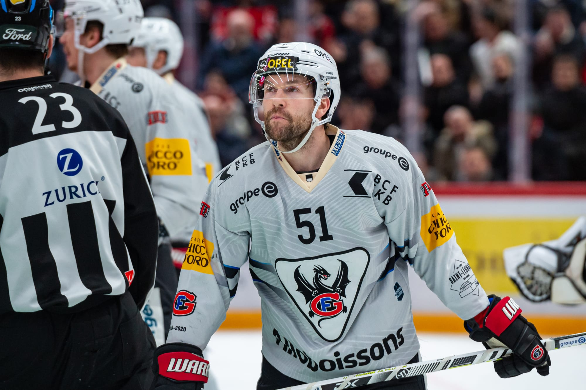 Canadiens: David Desharnais and the ECHL Trials