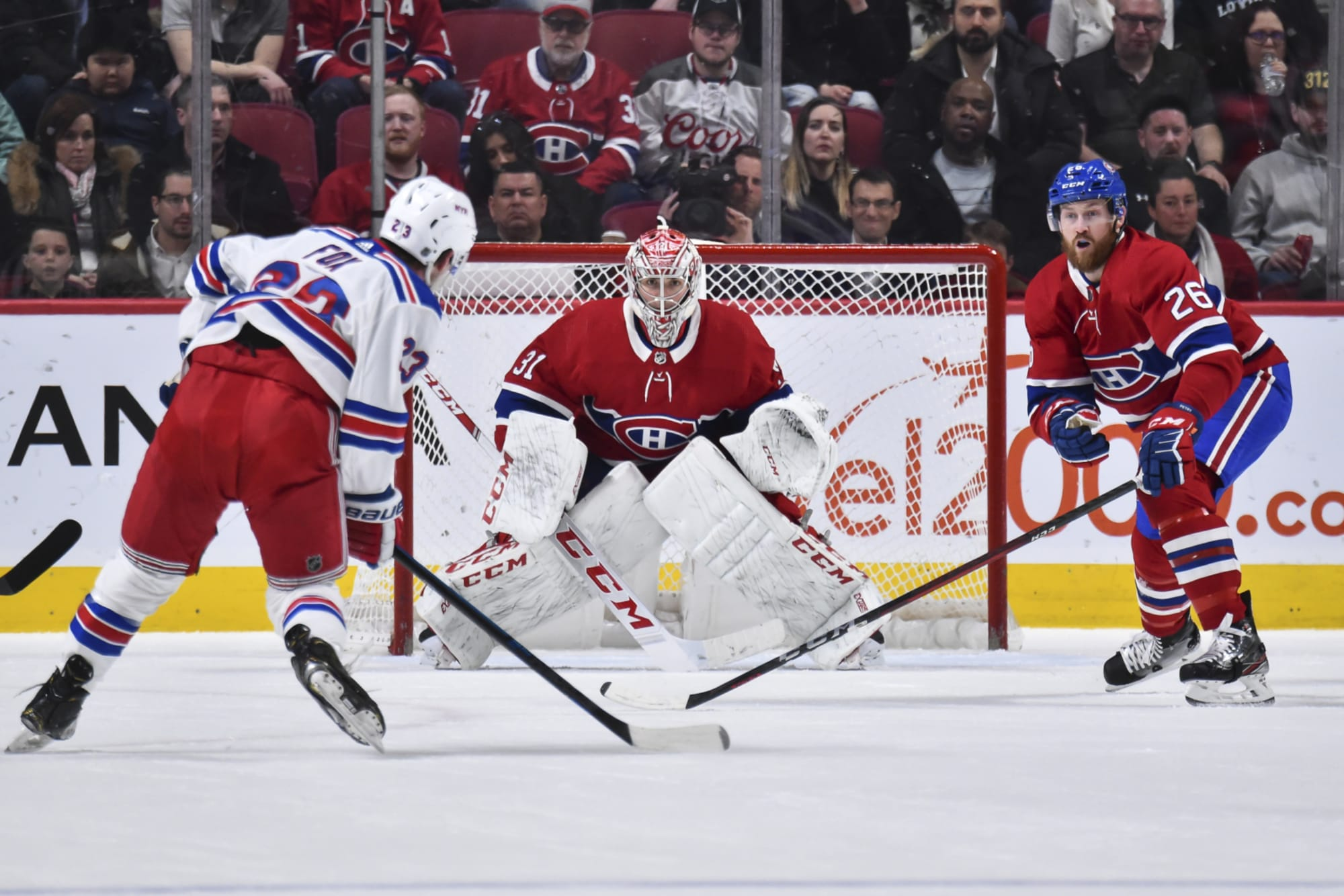 Game 3 Preview: Rangers vs Canadiens – Ducharme Shuffles His Lines