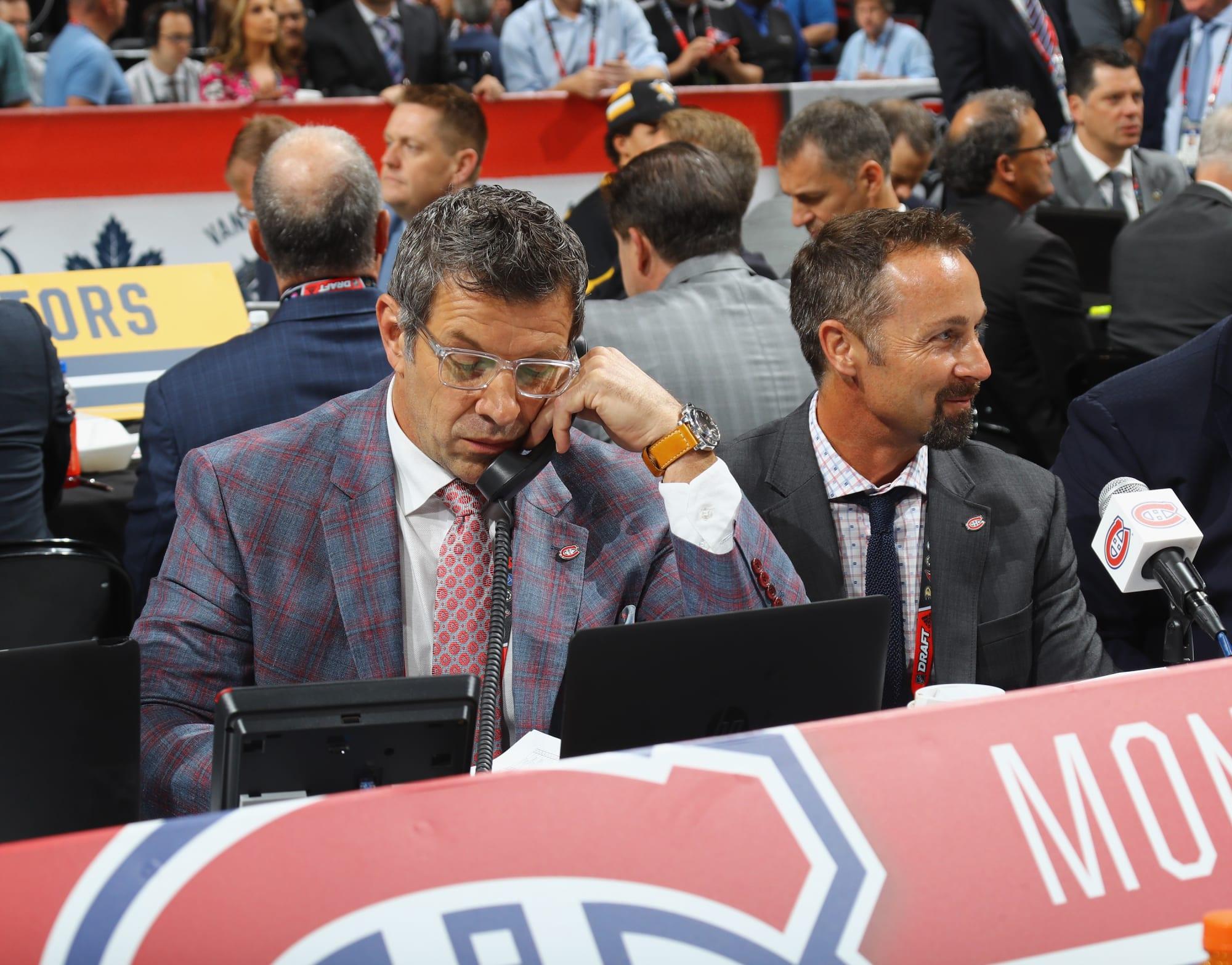 Montreal Canadiens: NHL Draft Day 2 Recap